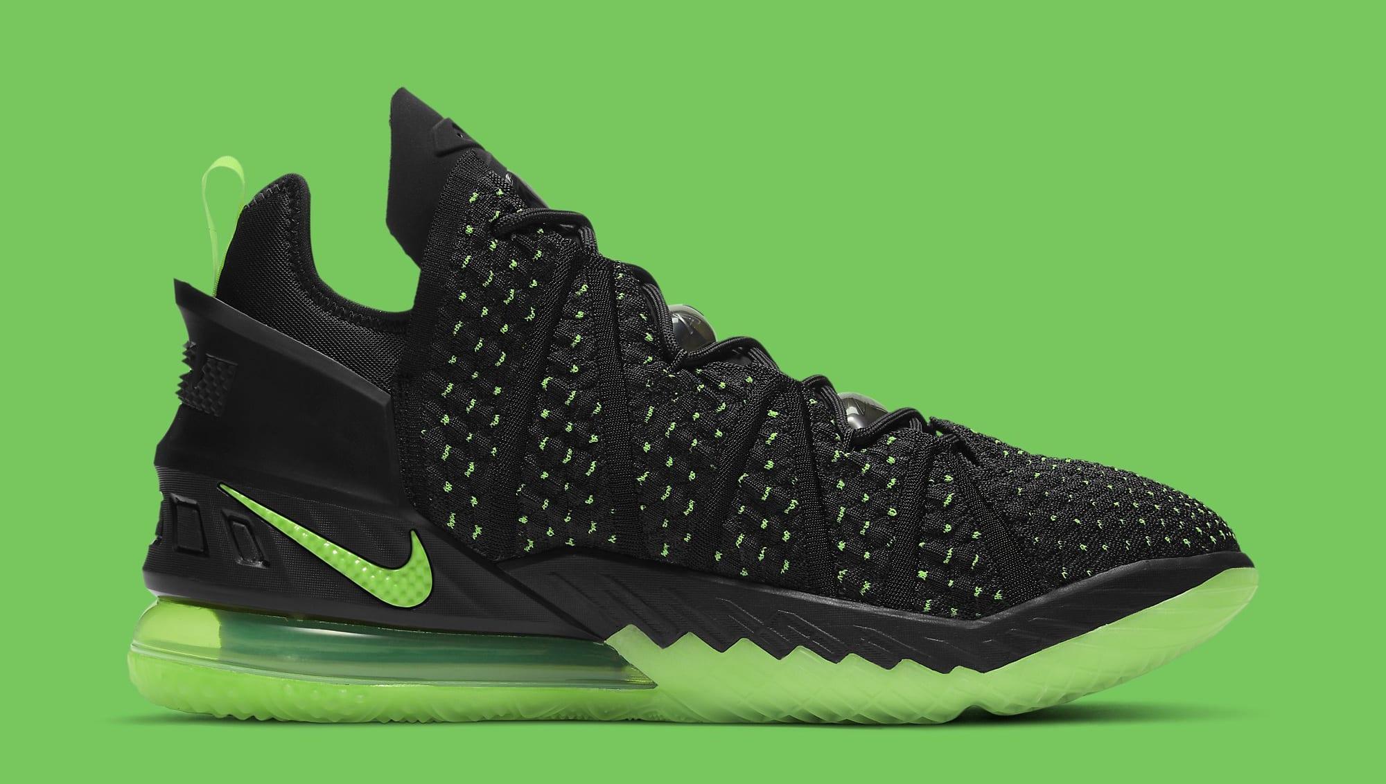 Nike LeBron 18 'Dunkman' CQ9284-005 Medial