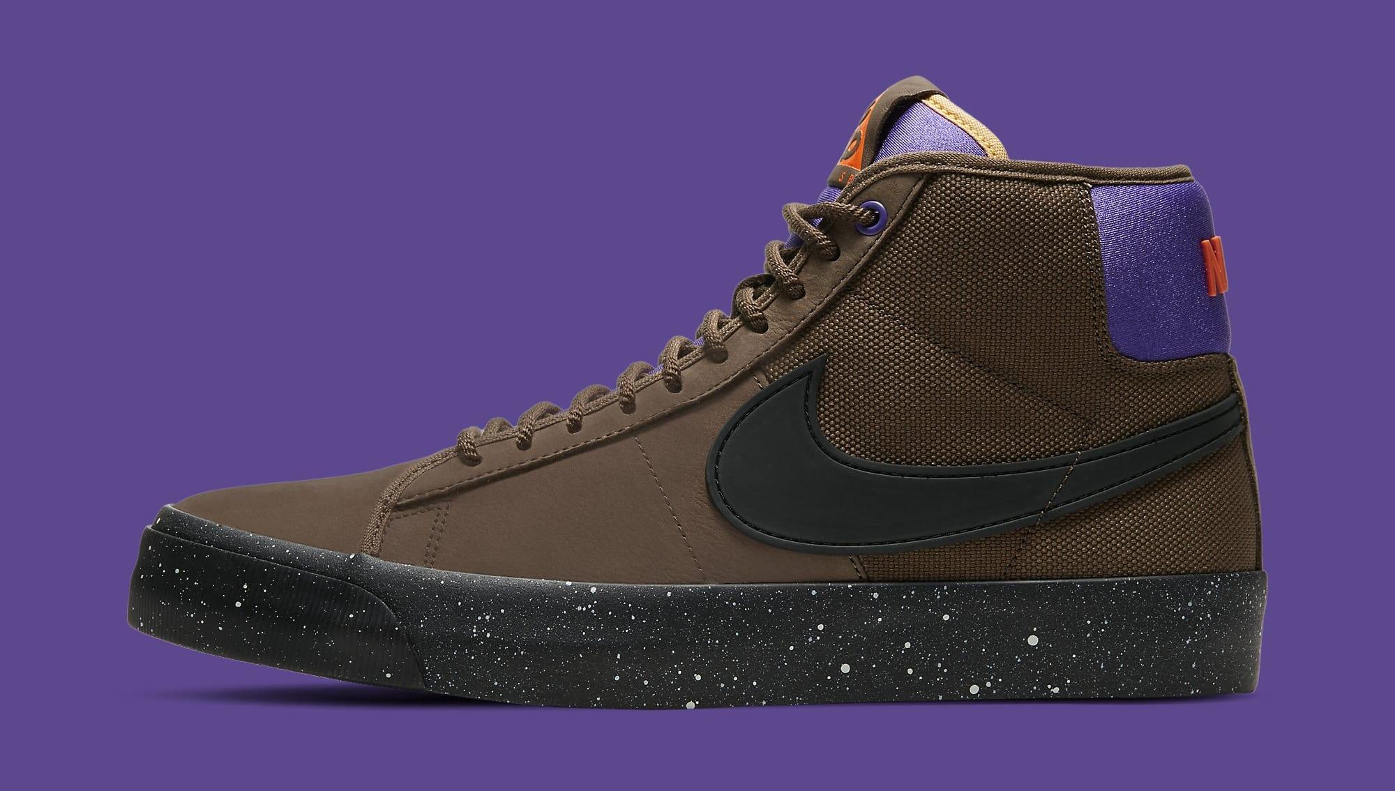 Nike SB Blazer High 'GTP' DC0615-200 Lateral