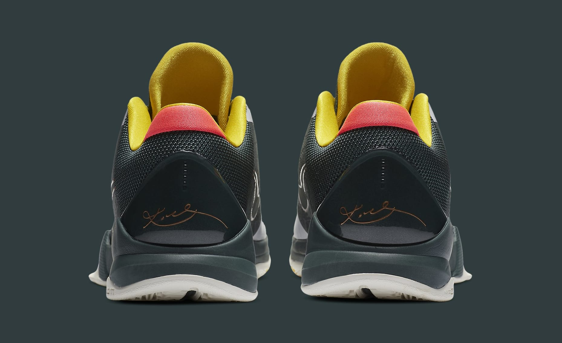Nike Kobe 5 Protro 'EYBL' CD4991-300 Heel