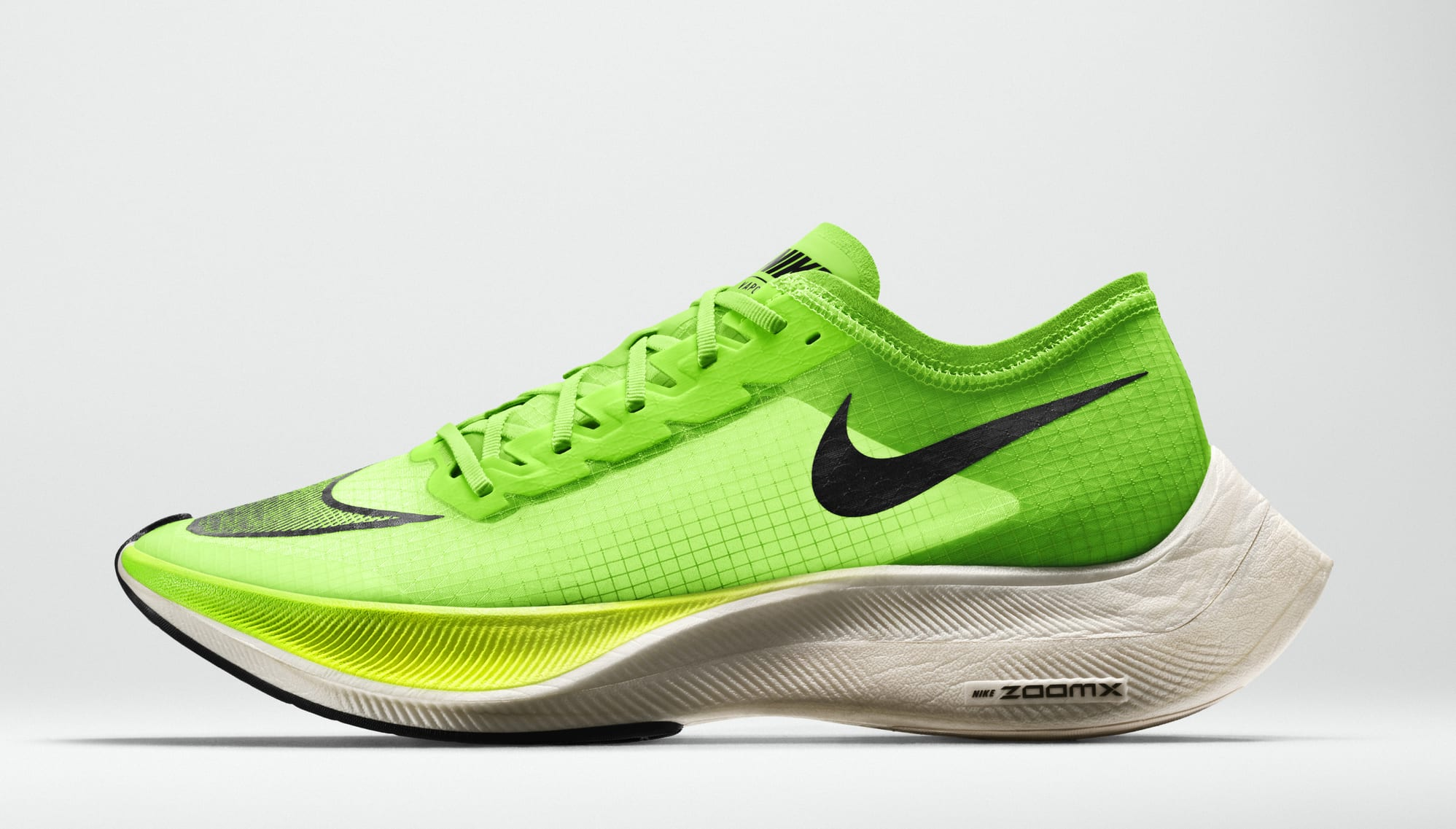 Nike ZoomX Vaporfly Next% Unveiled: Detailed s