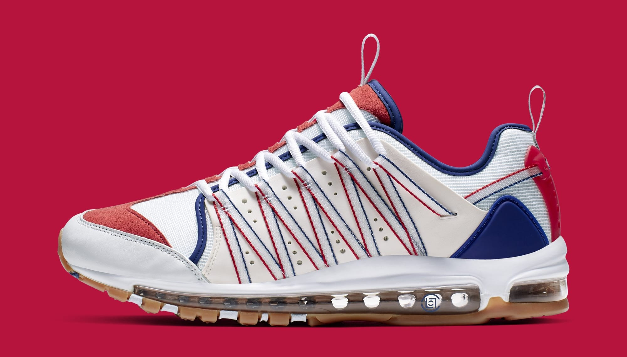 sale retailer b47e4 274c7 CLOT x Nike Air Max 97 Haven AO2134-101 (Lateral)