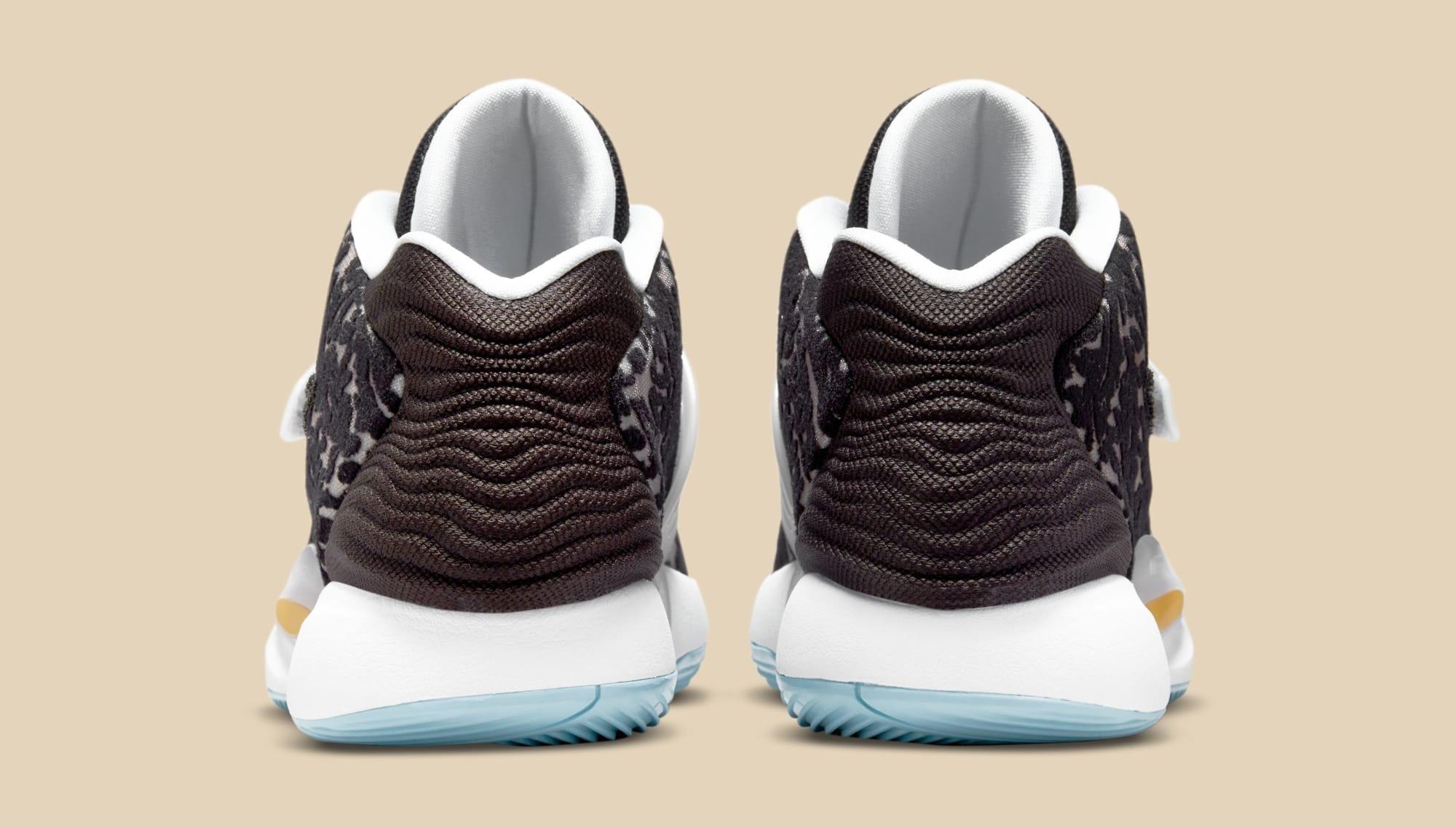 Nike KD 14 CW3935-001 (Heel)