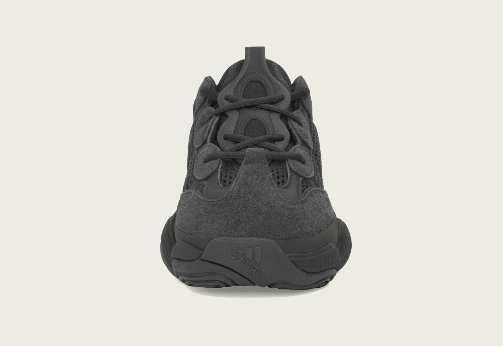 Adidas Yeezy 500 'Utility Black' F36640 Front