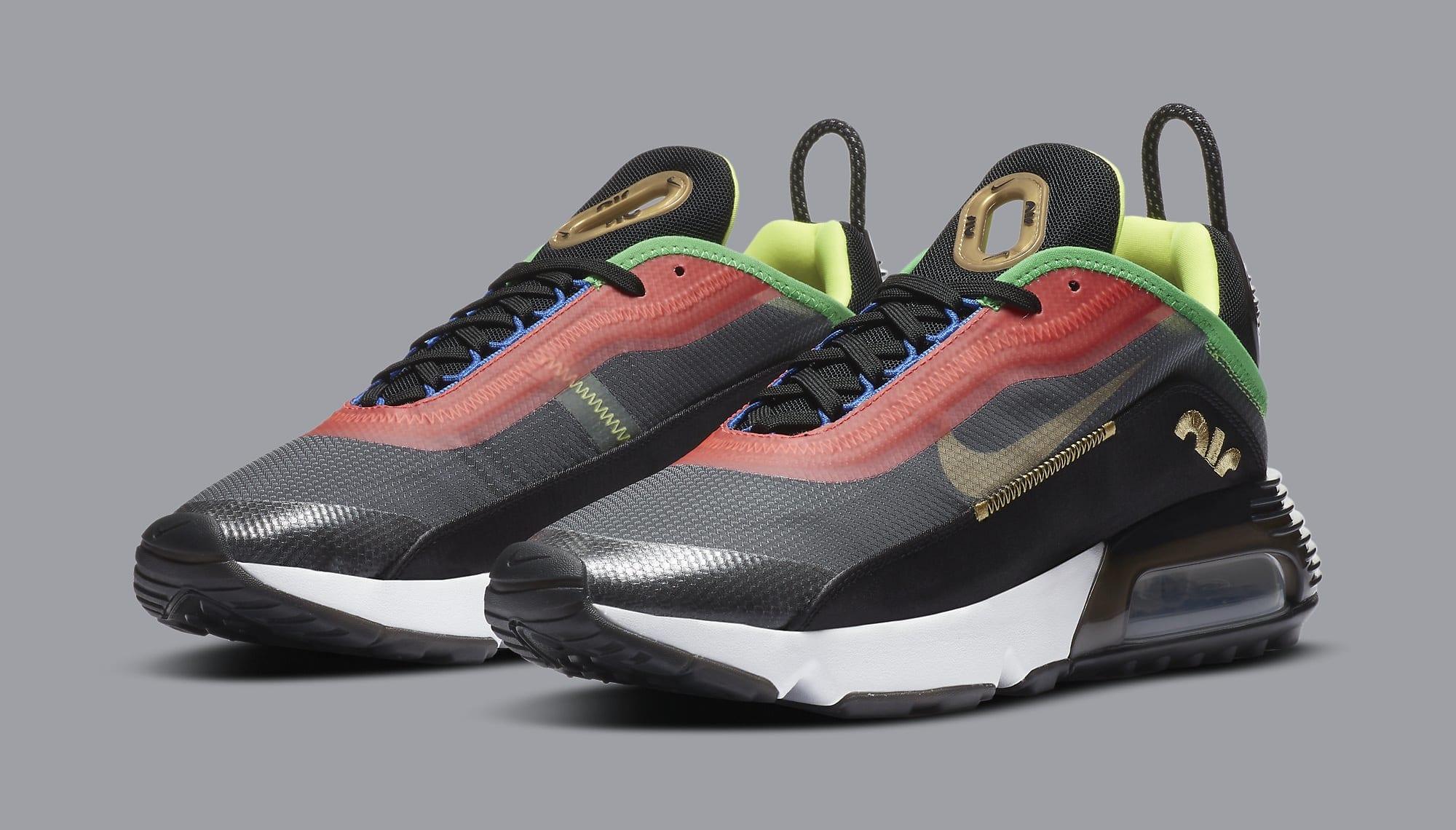 Nike Air Max 2090 'Hidden Message' CZ8698-074 Pair