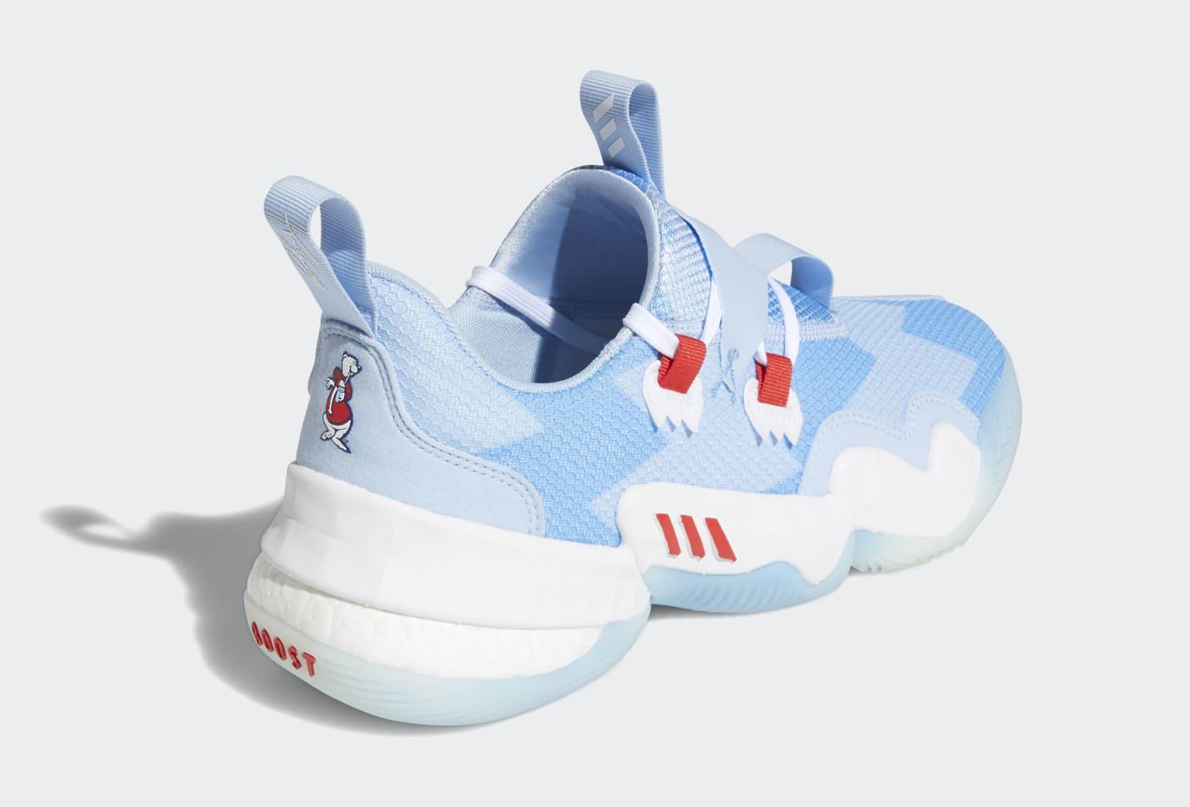 Adidas Trae Young 1 H68997 Heel