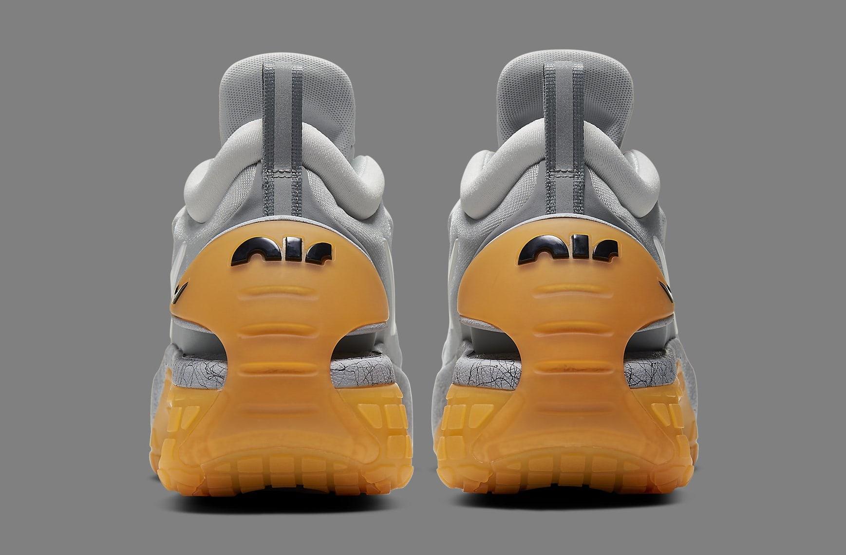 Nike Adapt LE 01 'Grey Gum' CW7304-001 Heel