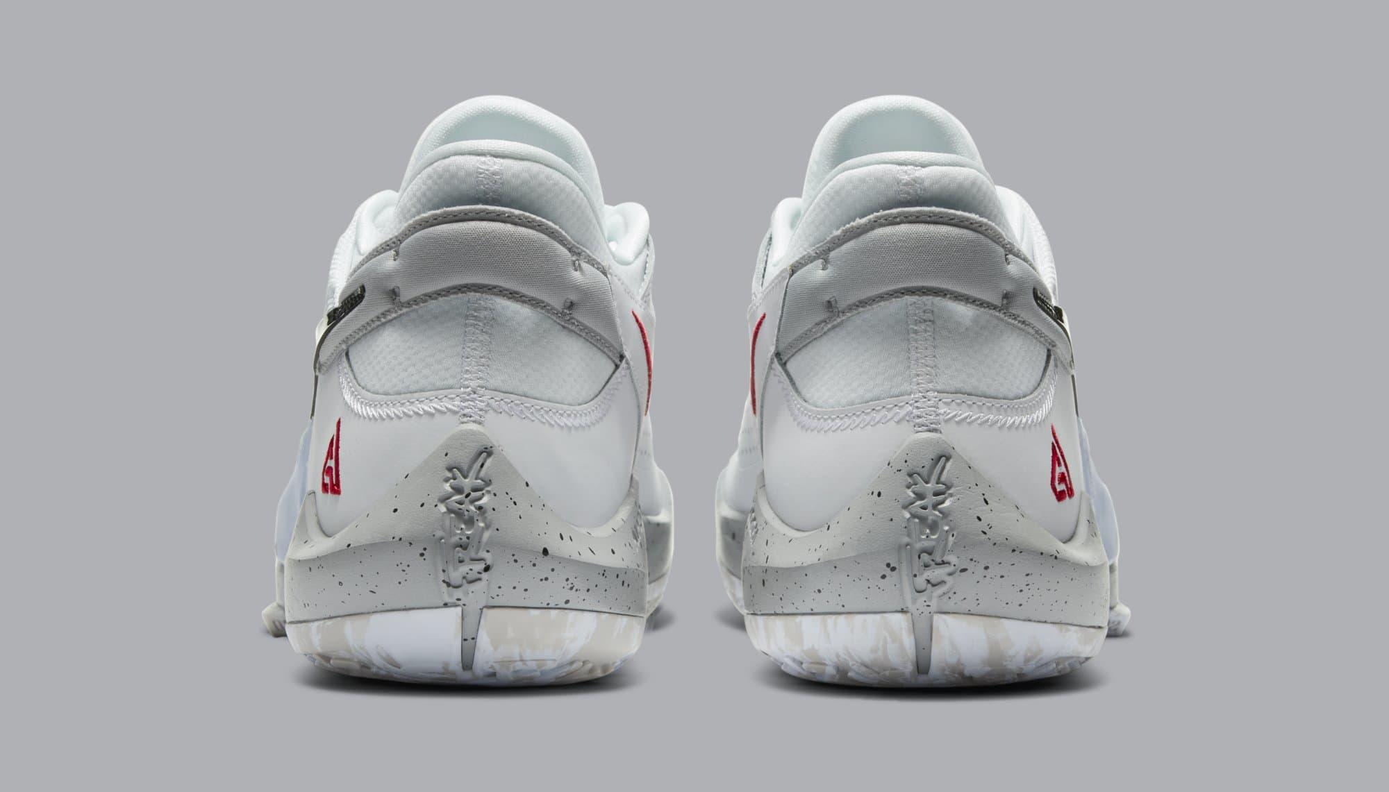Nike Air Zoom Freak 2 'White/Cement' CK5825-100 (Heel)