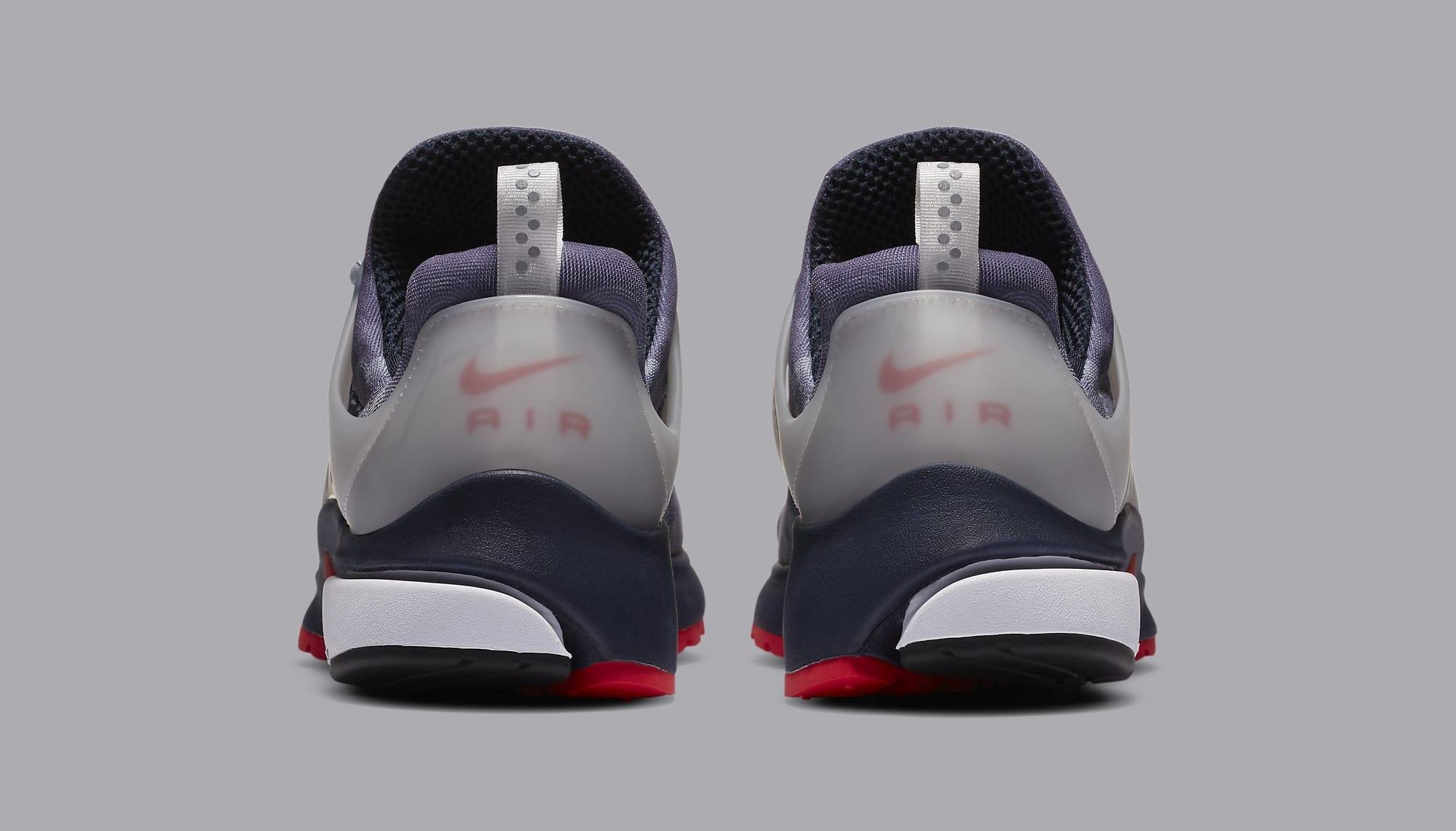 Nike Air Presto 'Navy' CJ1229-400 Heel