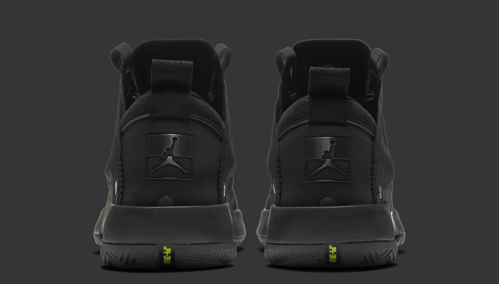 Air Jordan 34 'Black Cat' BQ3381-003 (Heel)
