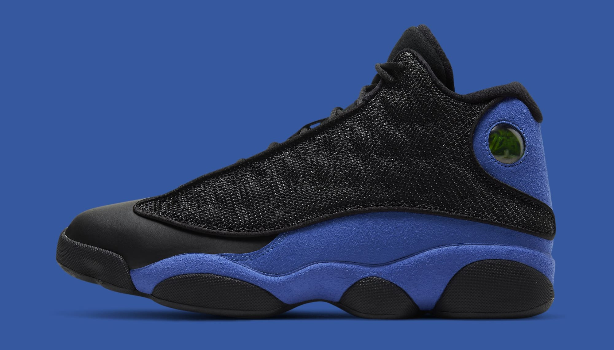 Air Jordan 13 Retro 'Hyper Royal' 414571-040 Lateral