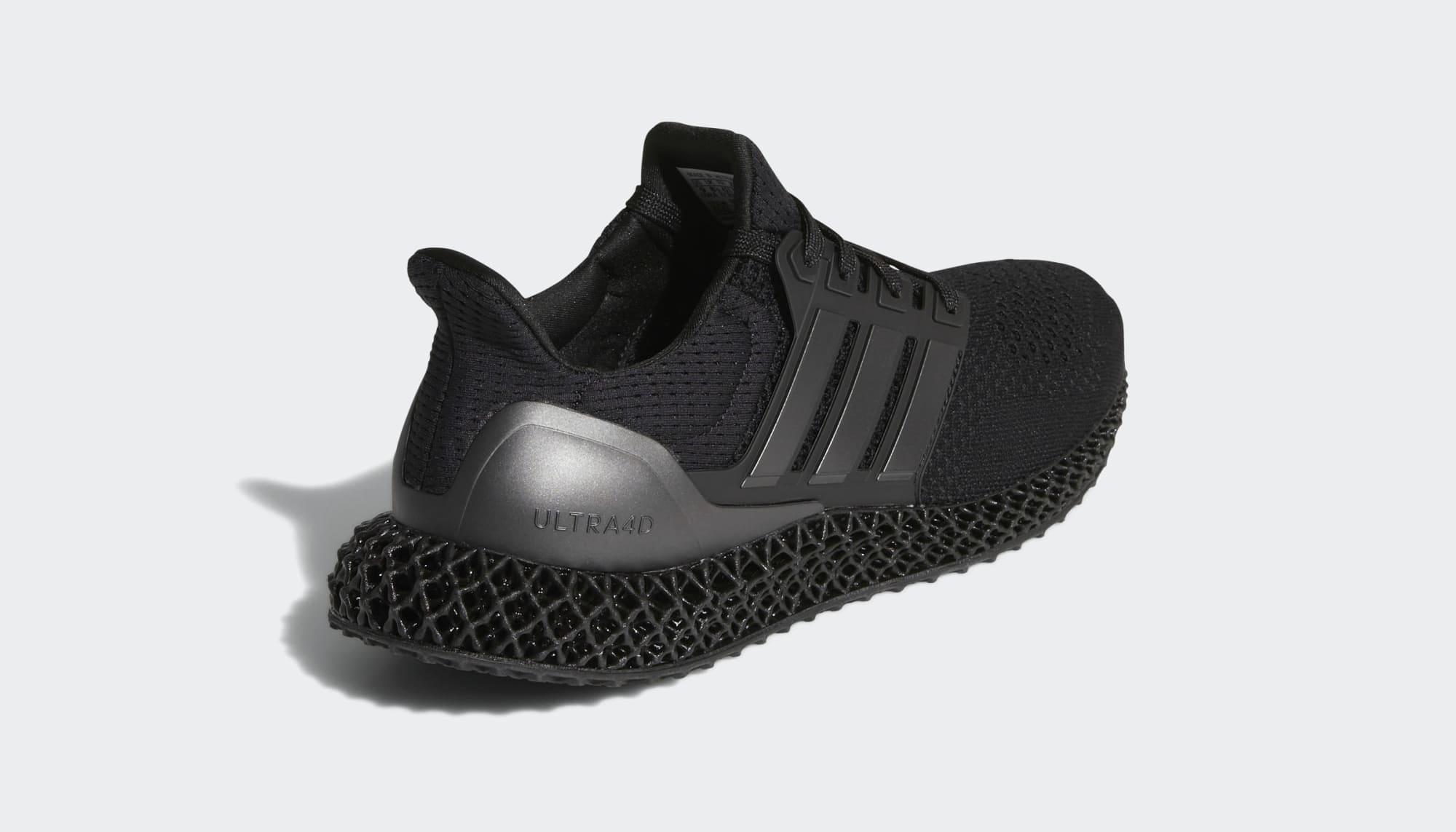 Adidas Ultra 4D 'Black' FY4286 Heel