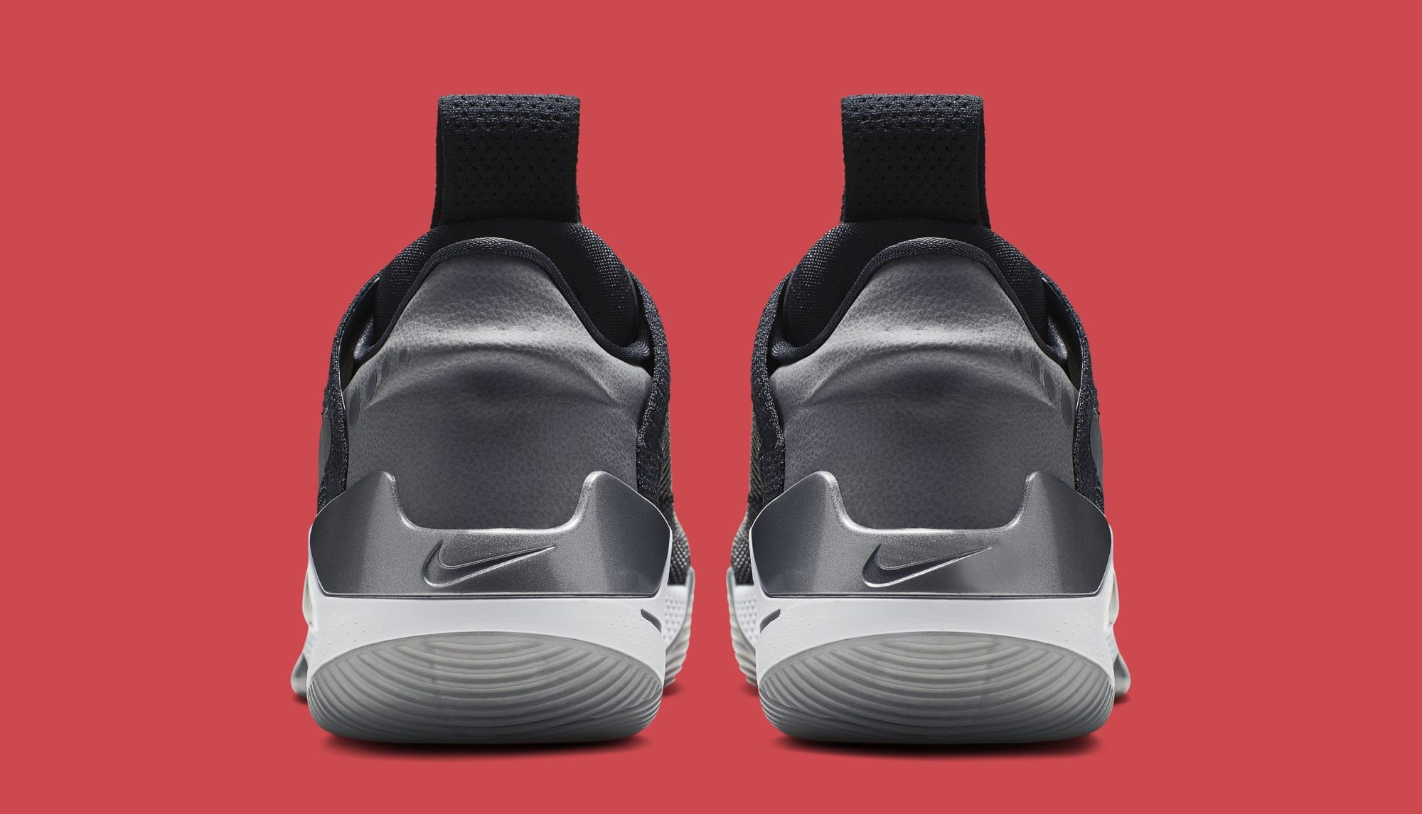 Nike Adapt BB 'Dark Grey' AO2582-004 (Heel)