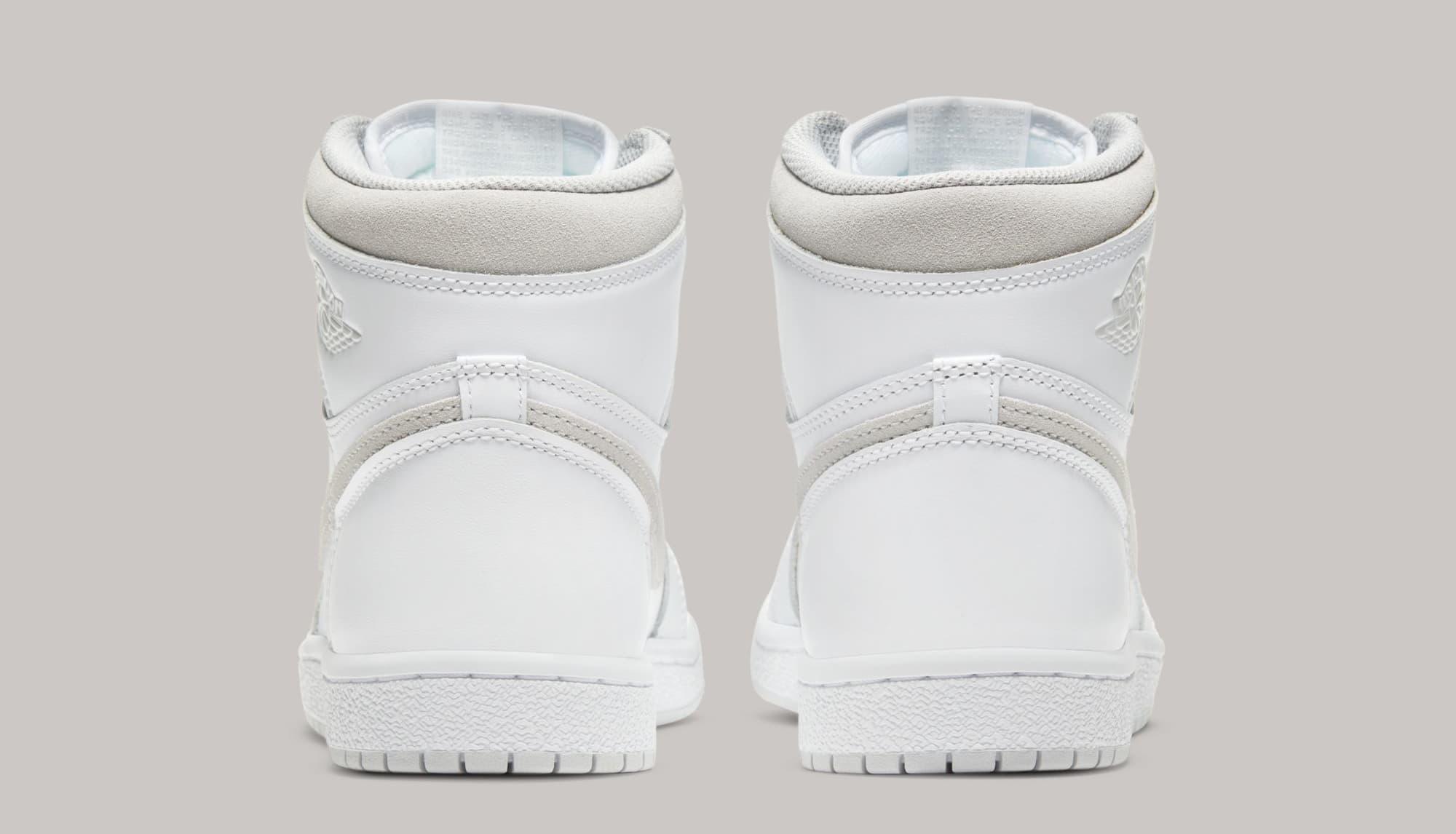 Air Jordan 1 High 85 'Neutral Grey' BQ4422-100 (Heel)