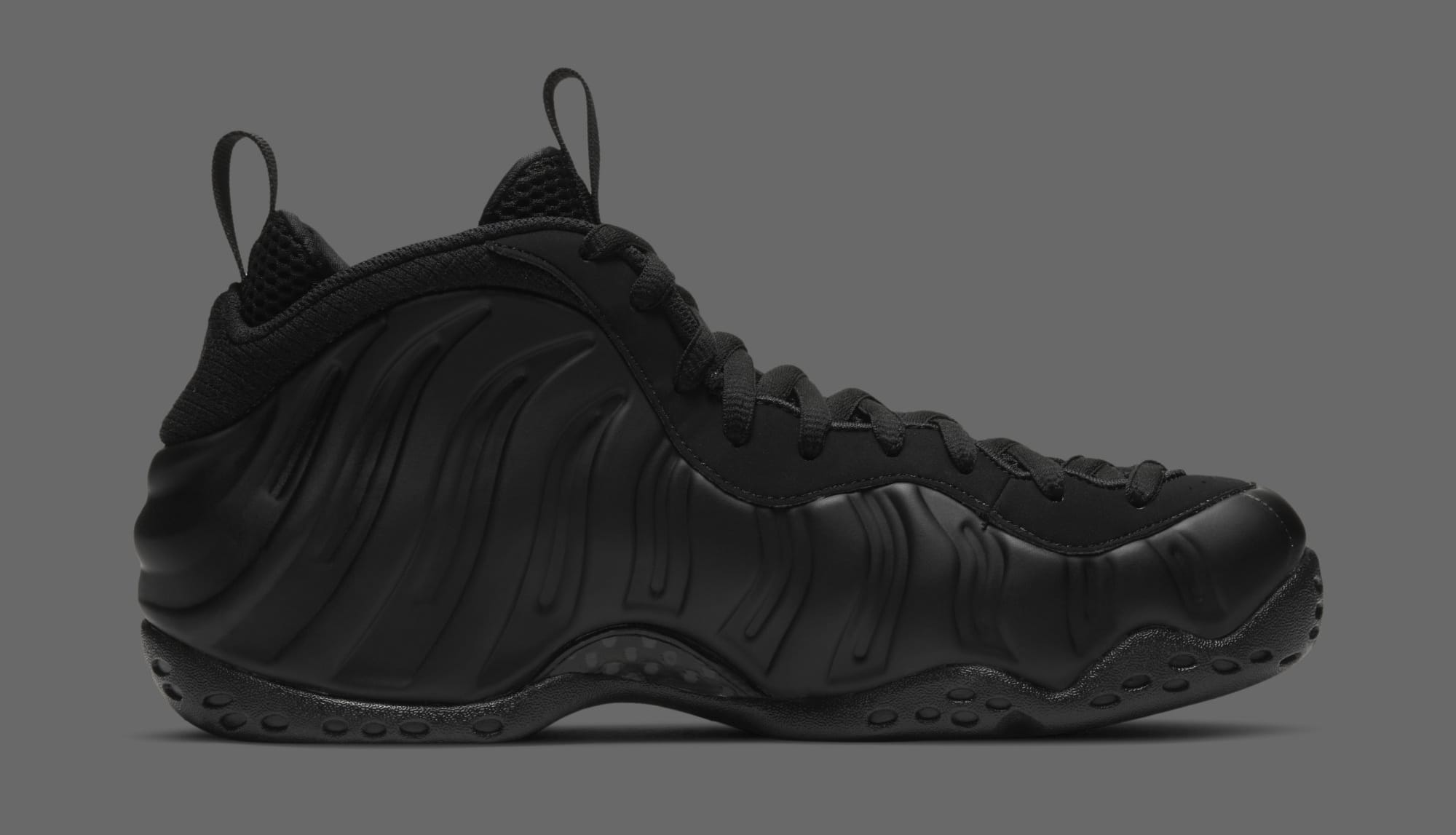 Nike Air Foamposite One 'Anthracite' 314996-001 Medial