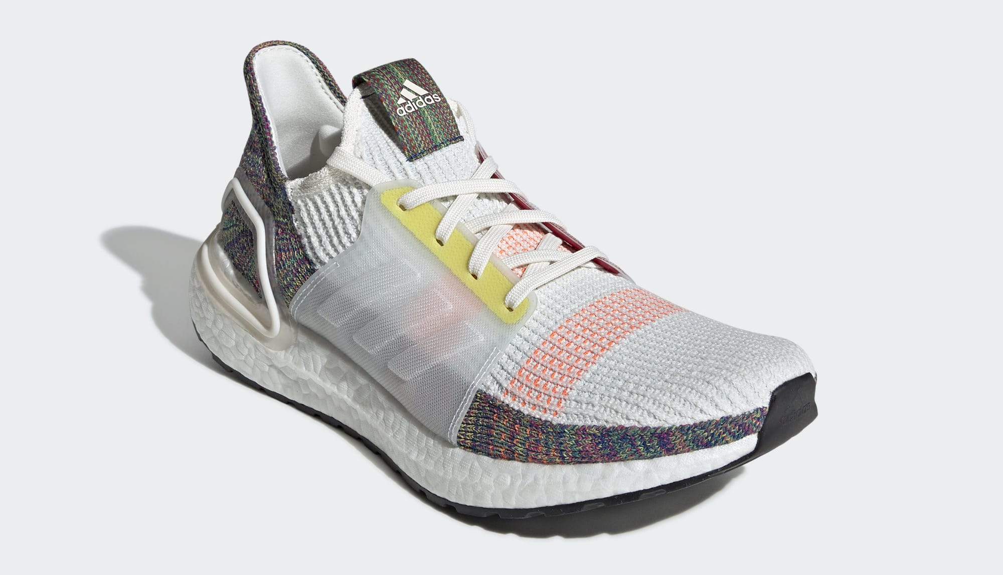 be11b79667805 Adidas Ultra Boost 19  Pride  EF3675 (Angle)