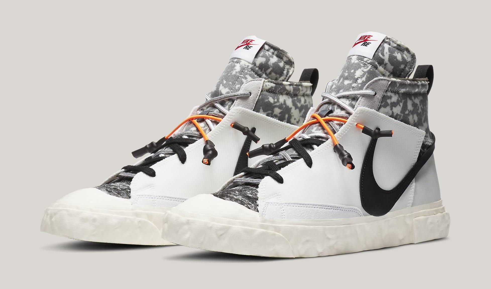 Readymade x Nike Blazer Mid CZ3589-100 Pair