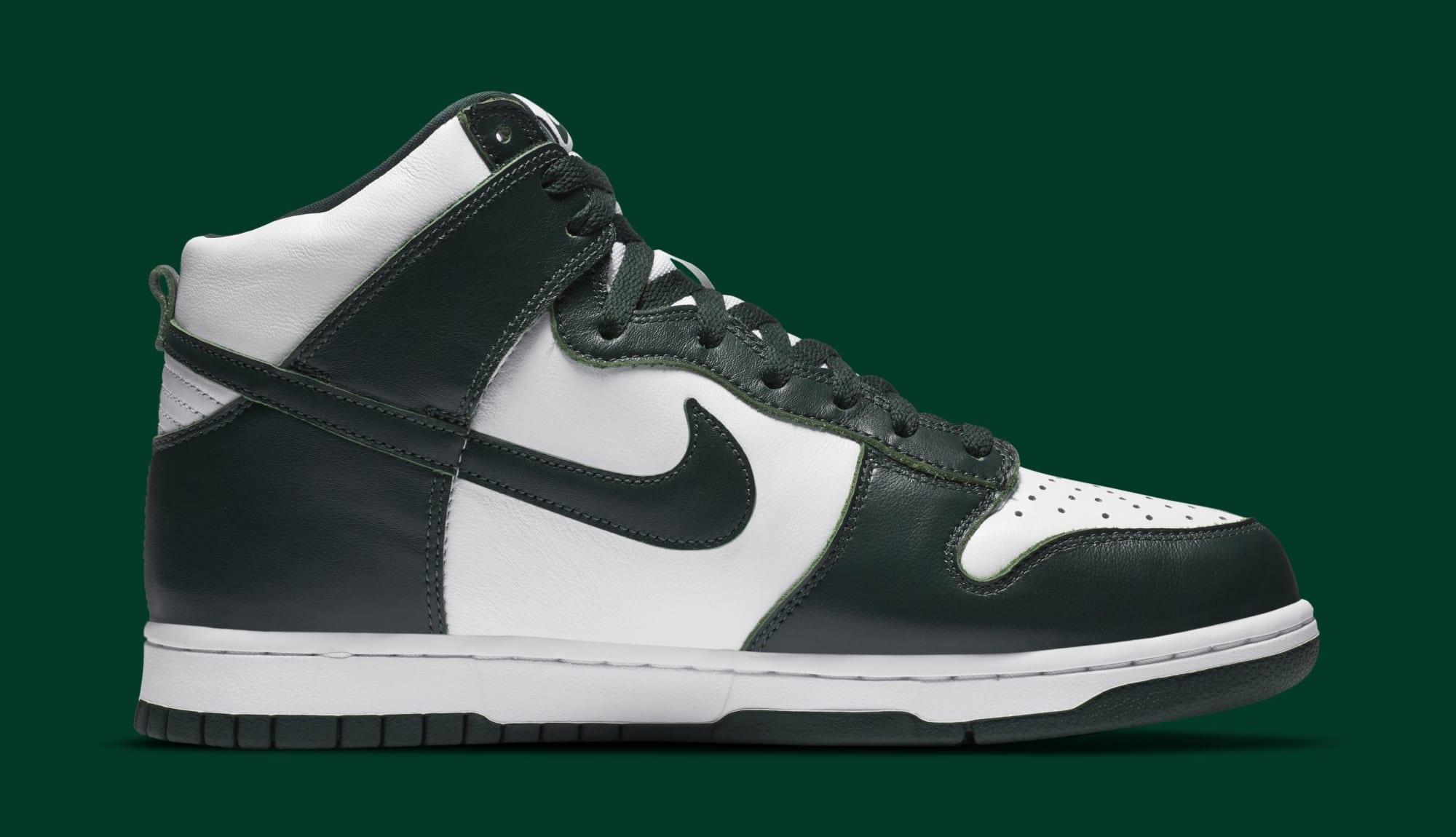 Nike Dunk High SP 'Pro Green' CZ8149-100 Medial
