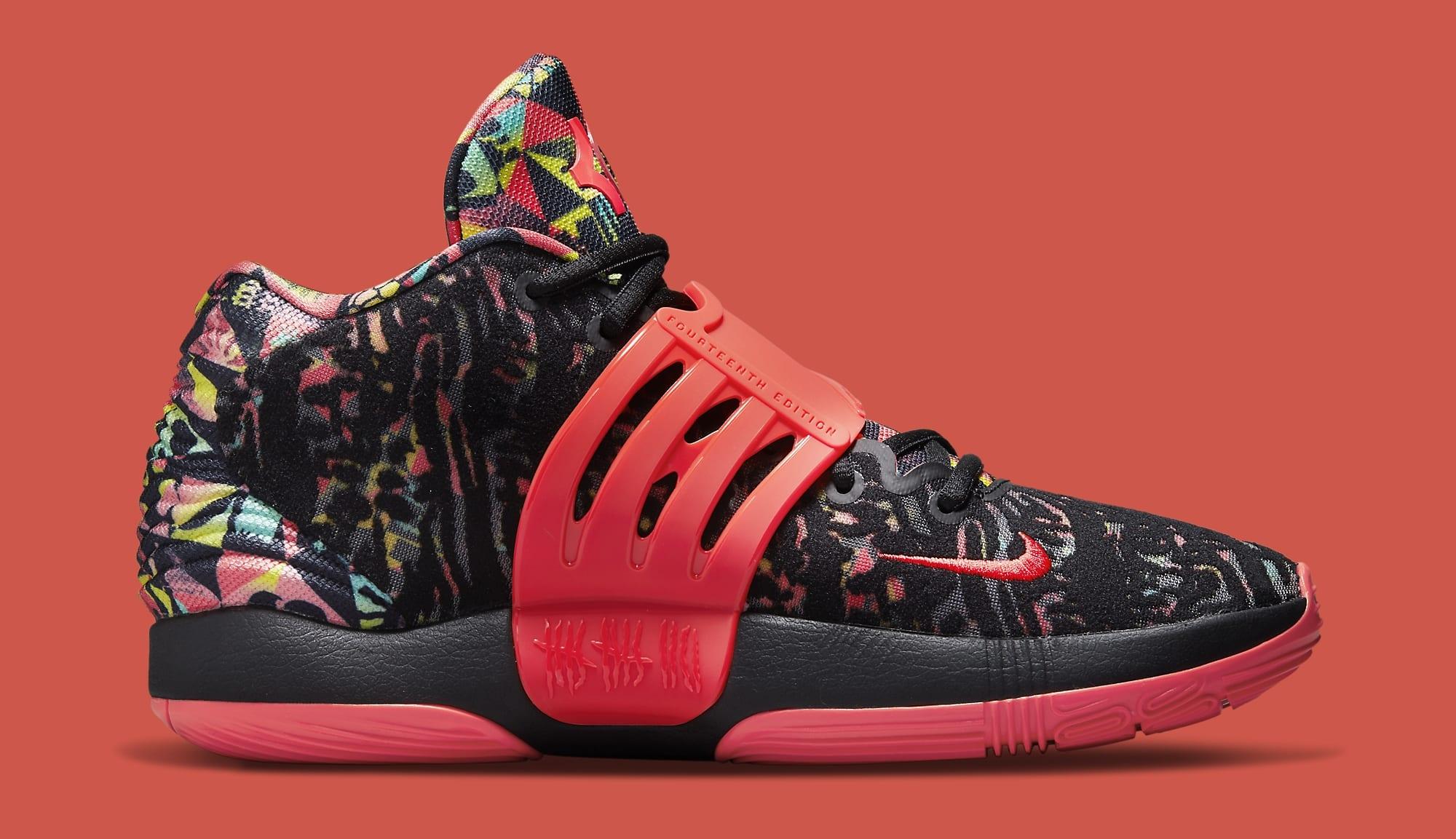 Nike KD 14 'Ky-D' CW3935-002 Medial