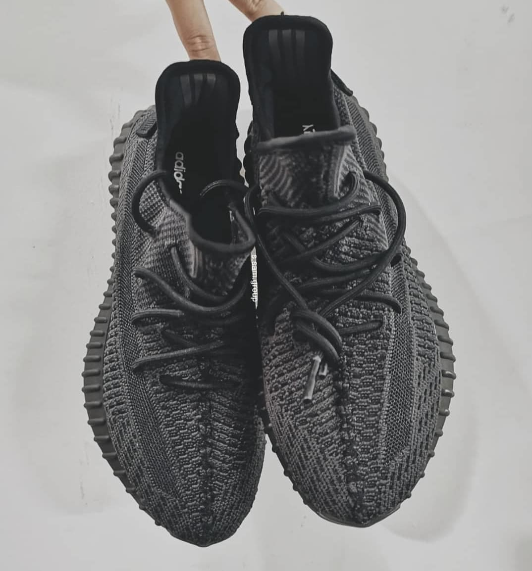 29668551d052c Adidas Yeezy Boost 350 V2  Black  Relase Date