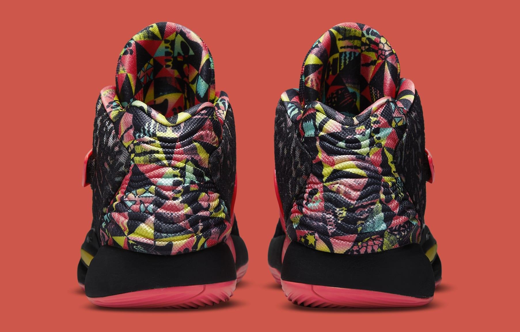 Nike KD 14 'Ky-D' CW3935-002 Heel