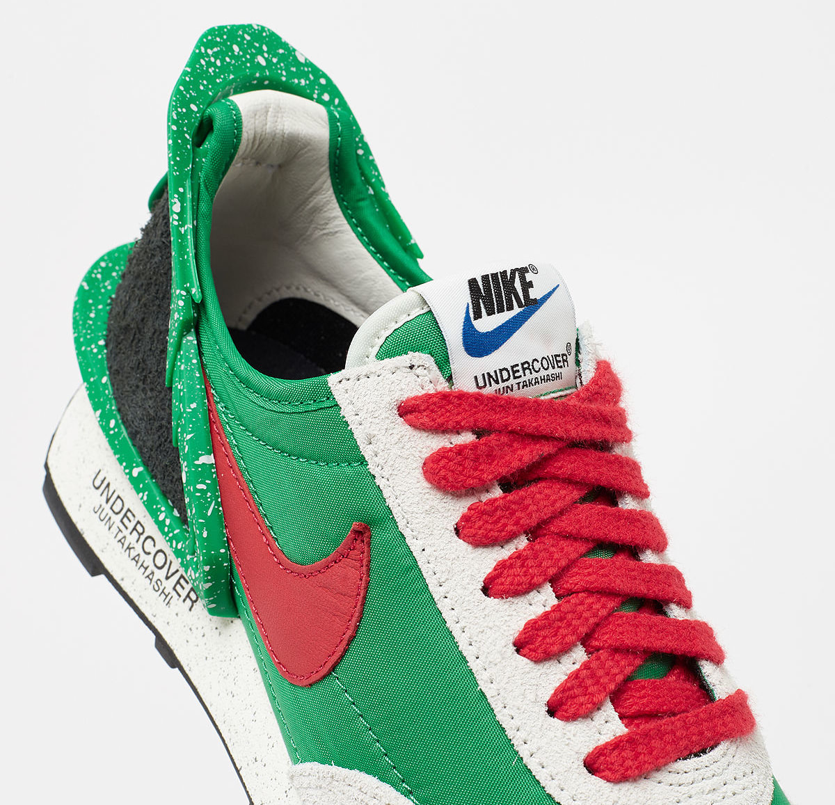 Undercover x Nike Daybreak 'Lucky Green' CJ3295-300 Top