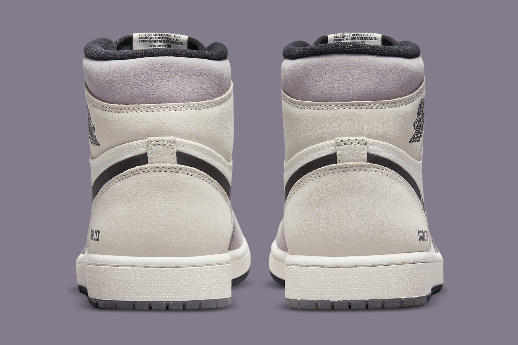 Air Jordan 1 High Gore-Tex 'Light Bone' DB2889 100 Heel