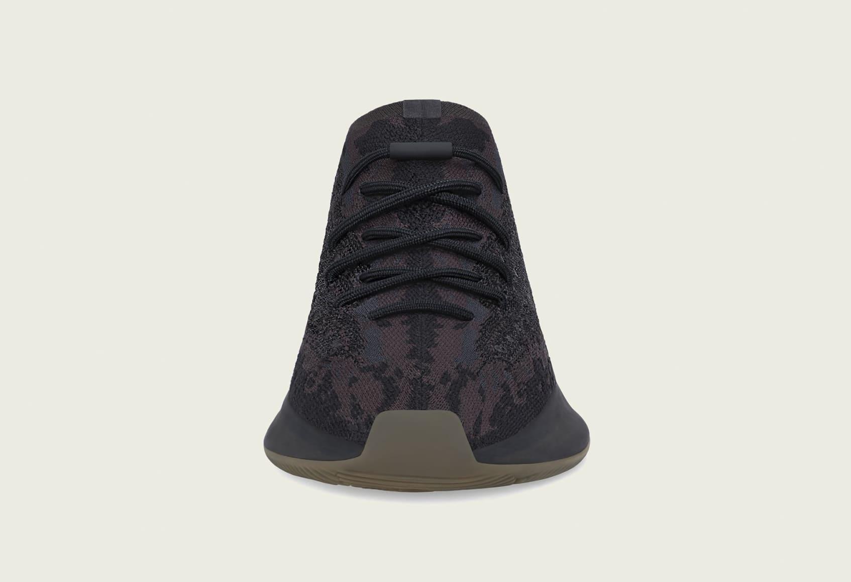 Adidas Yeezy Boost 380 'Onyx' FZ1270 Front