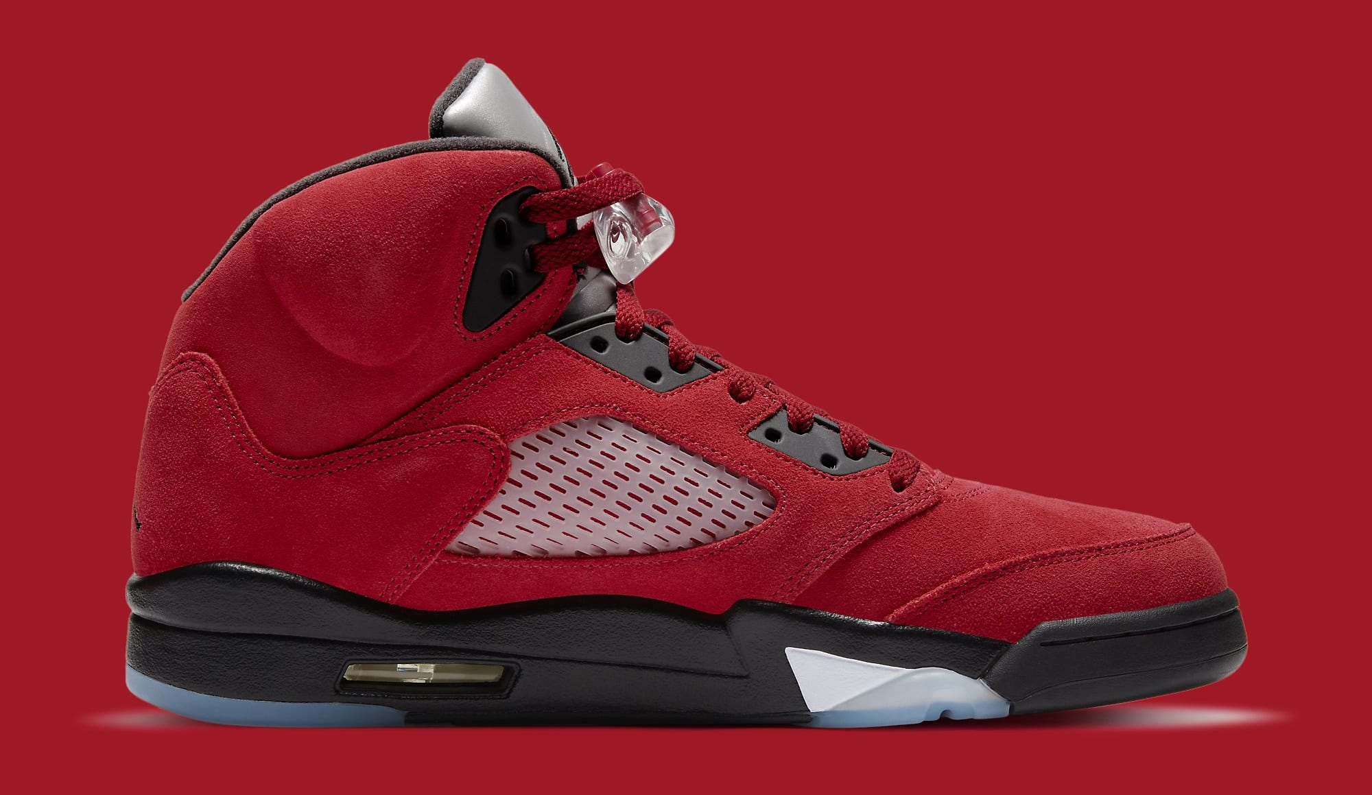 Air Jordan 5 Retro 'Raging Bull' 2021 DD0587-600 Medial