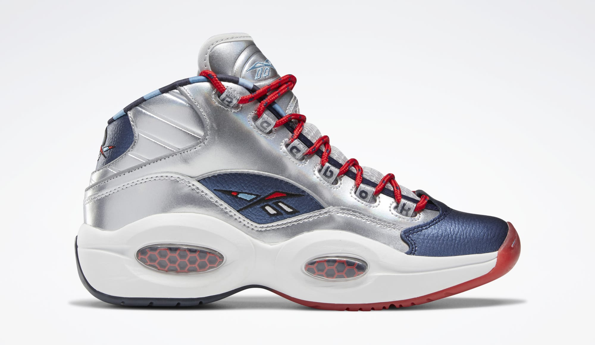 Reebok Question Mid 'Crossed Up, Step Back' FZ1366 Lateral
