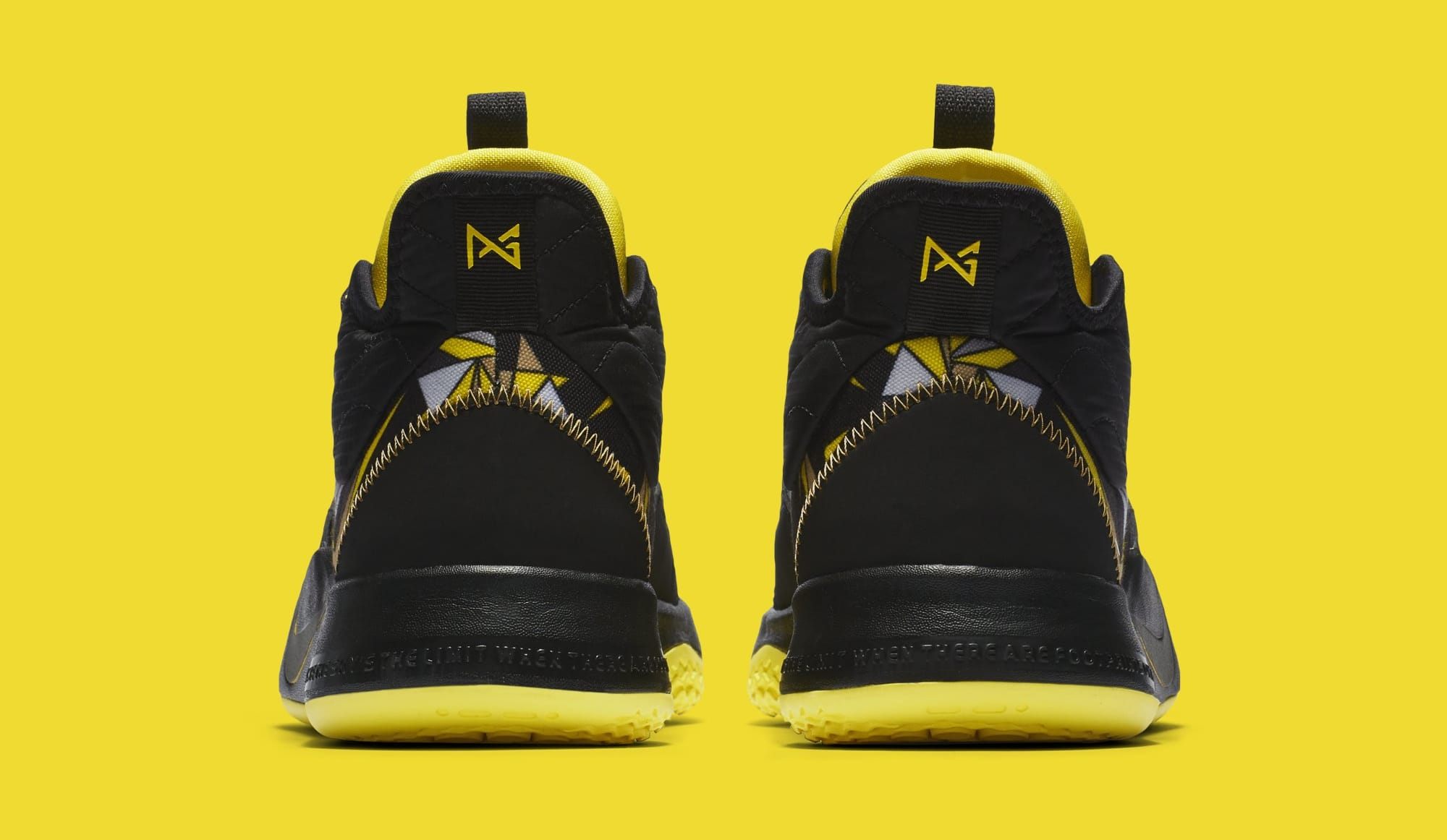 finest selection c2916 2ba2d Image via Nike Nike PG 3  Mamba Mentality  AO2608-900 (Heel)