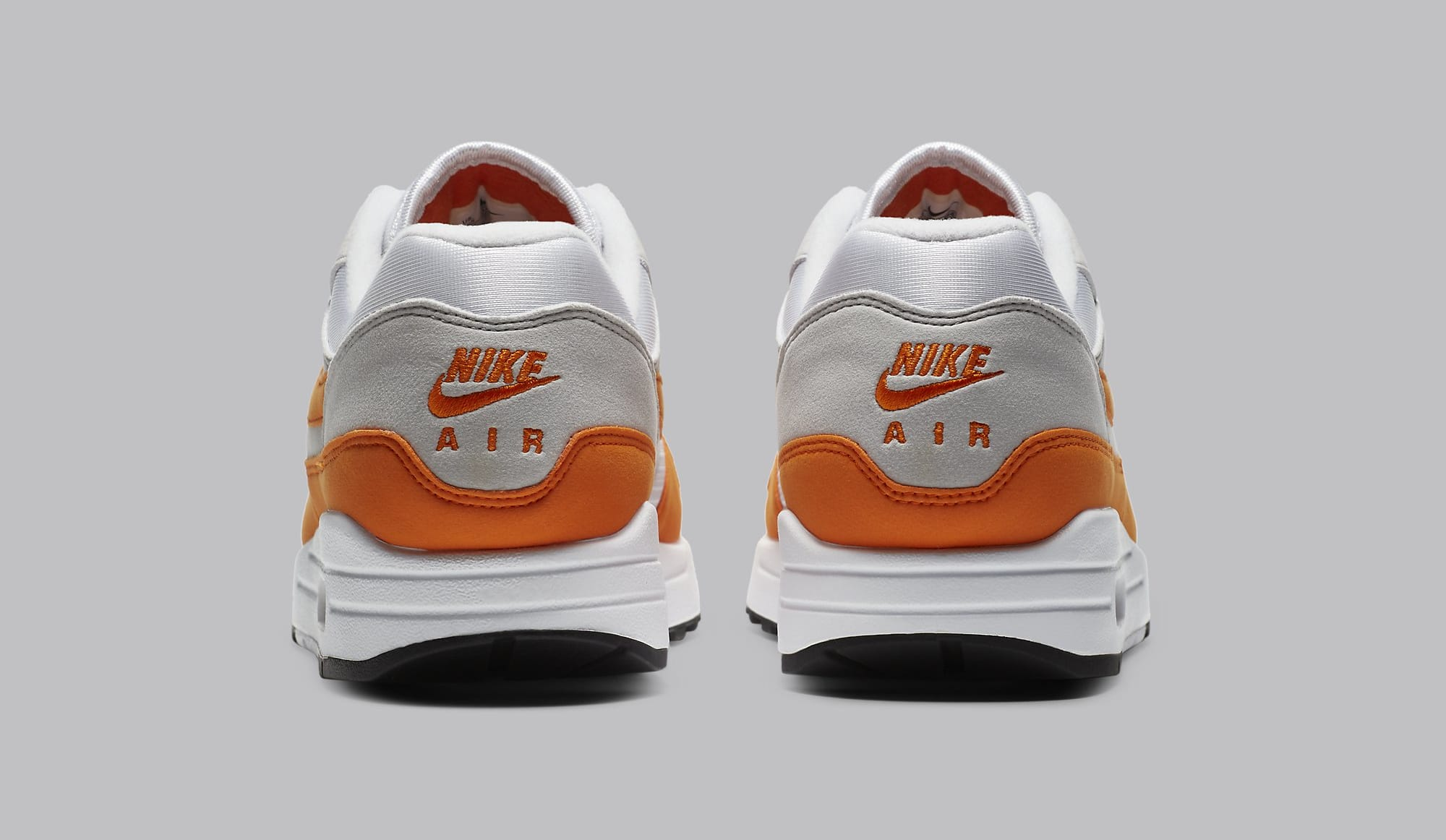 Nike Air Max 1 'Magma Orange' DC1454-101 Heel