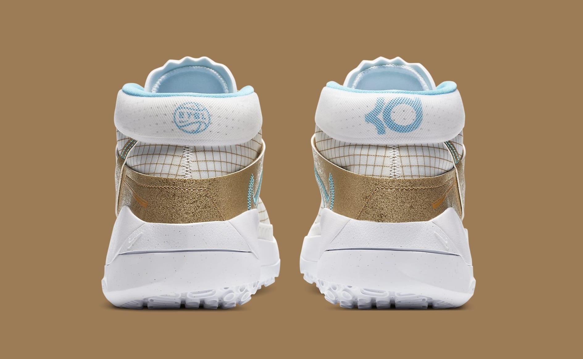 Nike KD 13 'EYBL' DA0895-102 Heel