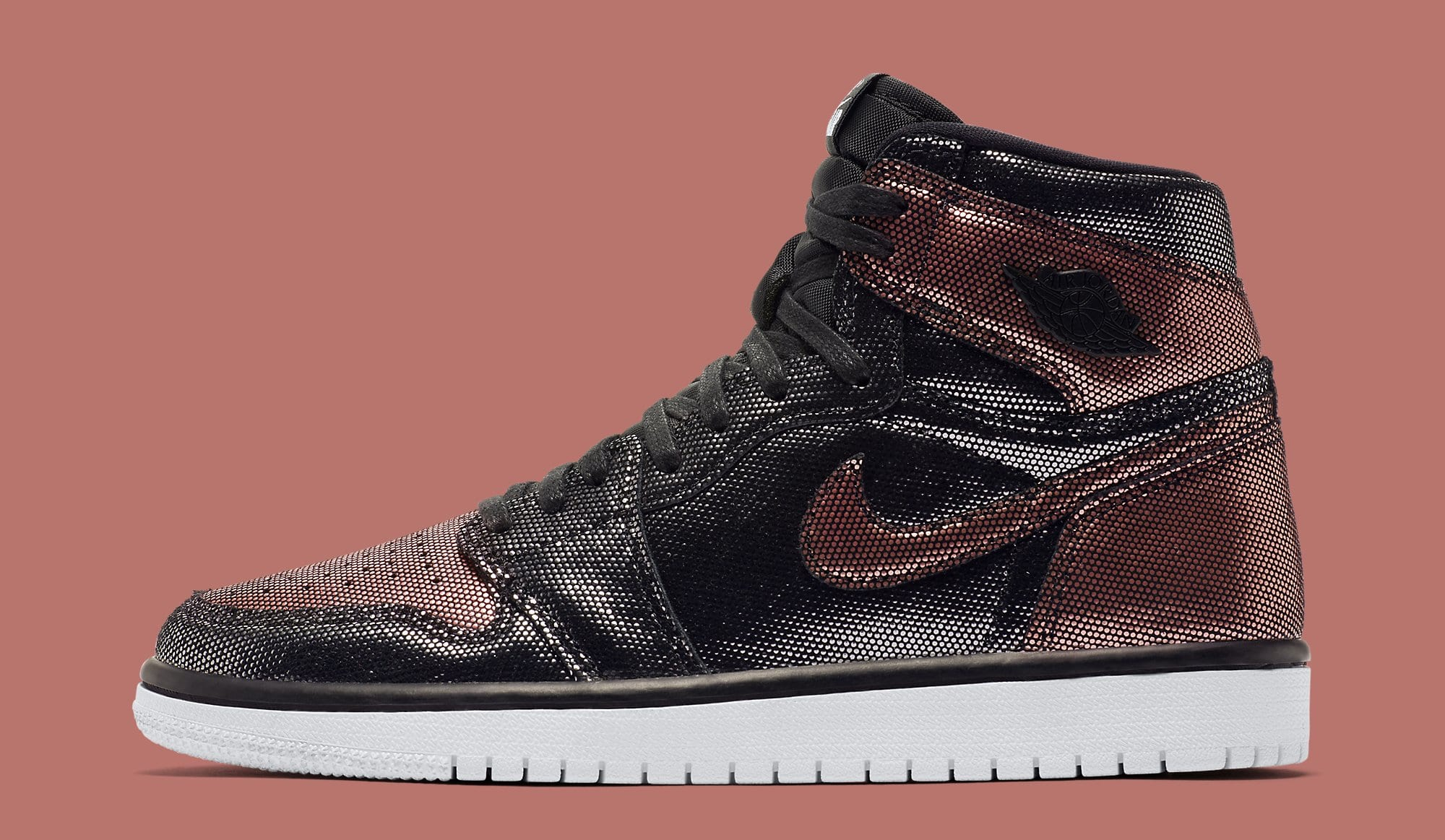 air jordan 1 metallic rose gold