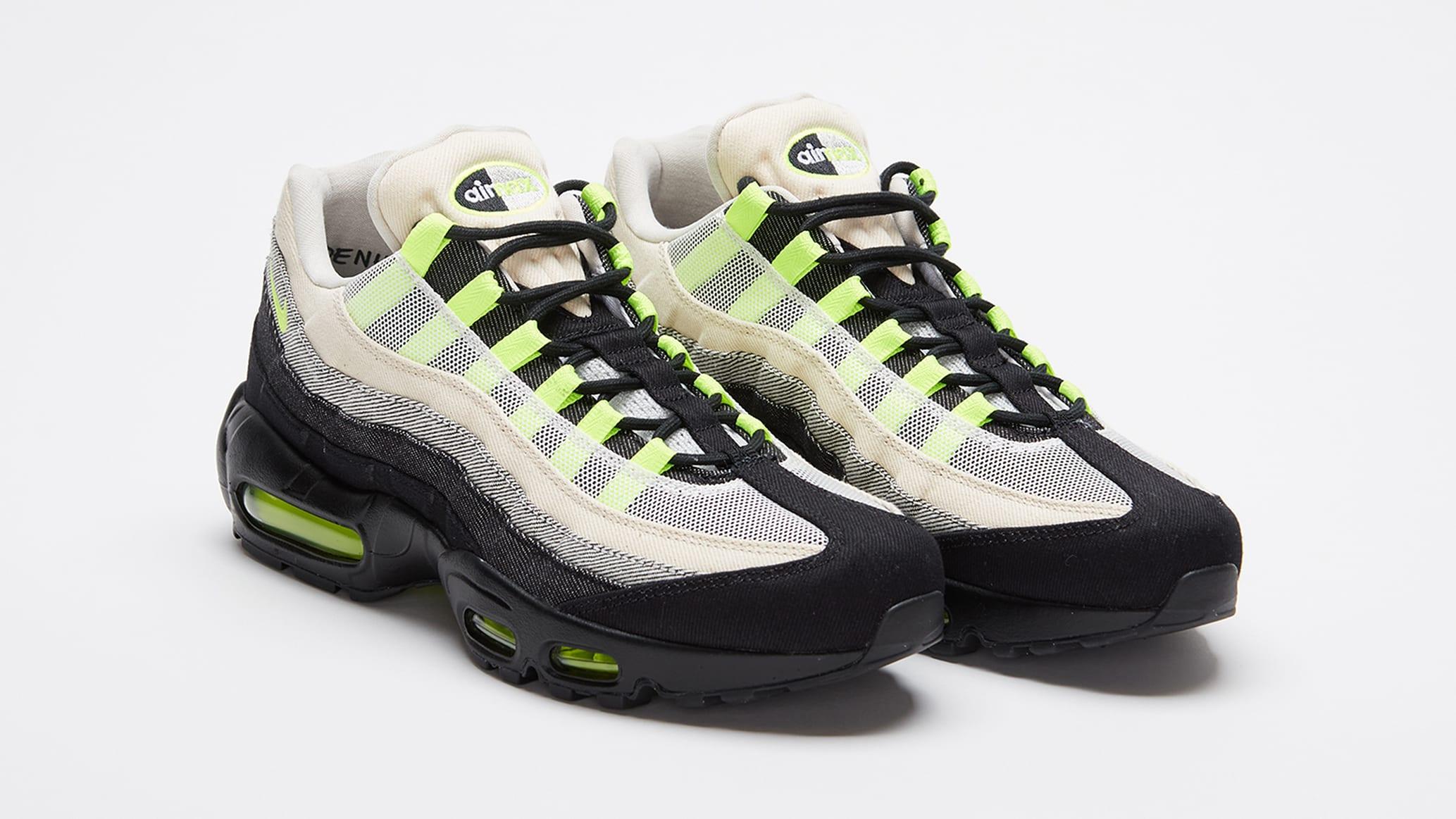 Denham x Nike Air Max 95 Pair