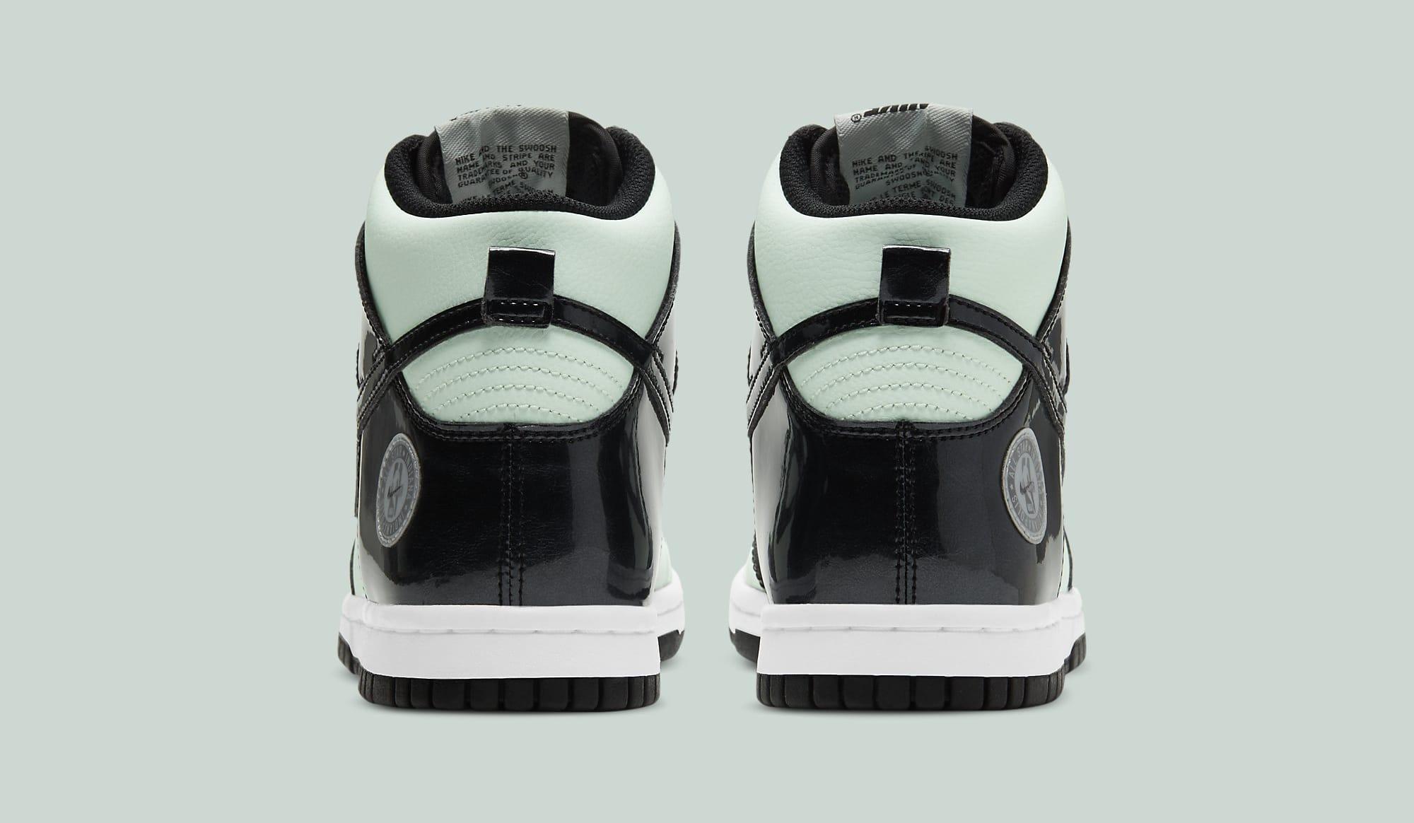 Nike Dunk High DD1846-300 'NBA All-Star' Heel