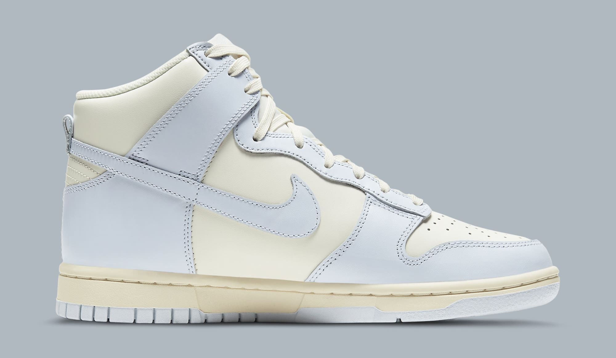 Nike Dunk High Women's 'Pale Ivory' DD1869-102 Medial