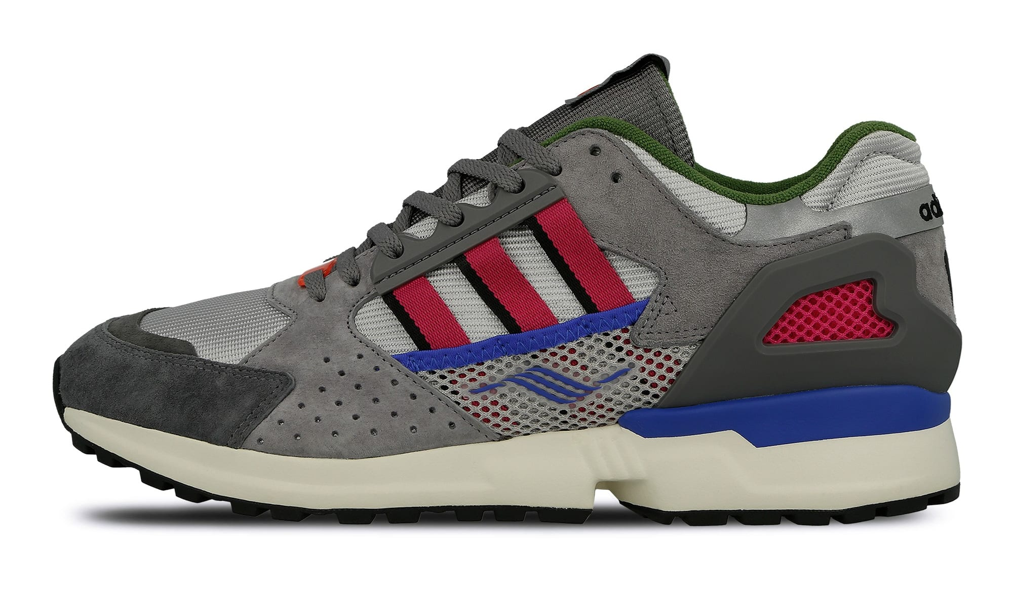 Overkill x Adidas ZX 10000C 'Game Overkill' G26252 (Lateral)
