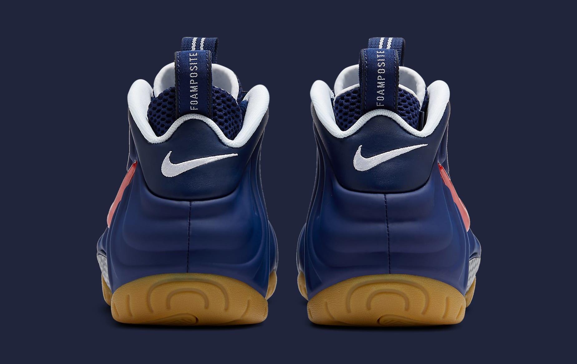 Nike Air Foamposite Pro 'Blue Void' CJ0325-400 Heel