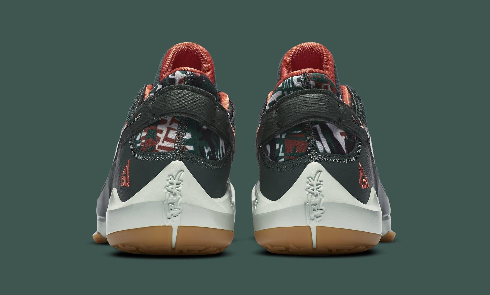Nike Zoom Freak 2 'Bamo' DC9854-300 Heel