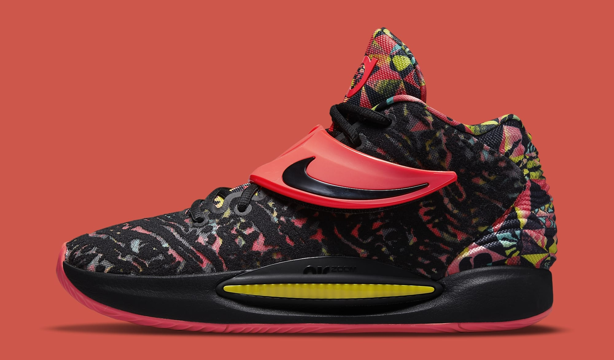Nike KD 14 'Ky-D' CW3935-002 Lateral