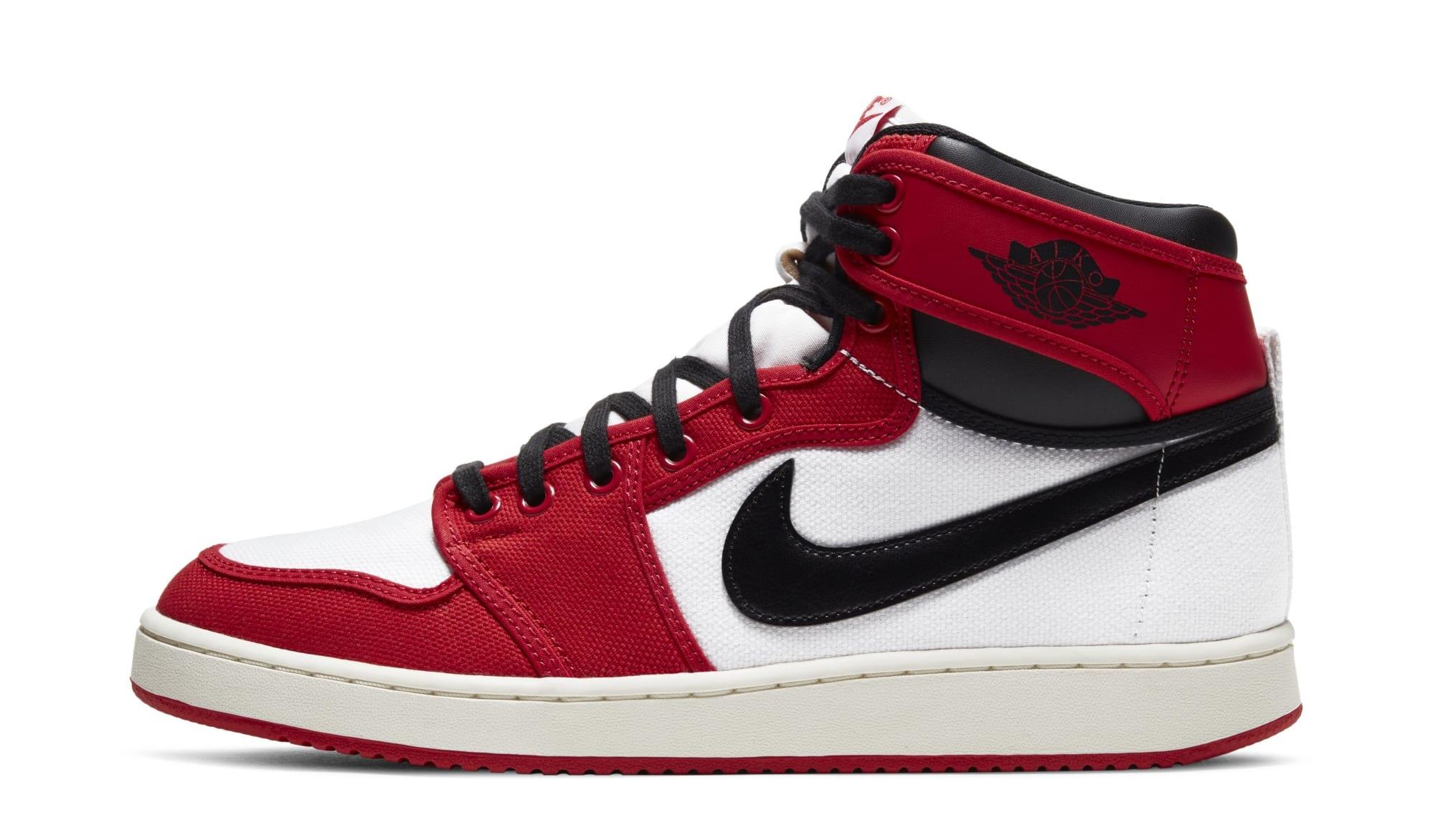 Air Jordan 1 KO 'Chicago' DA9089-100 (Lateral)