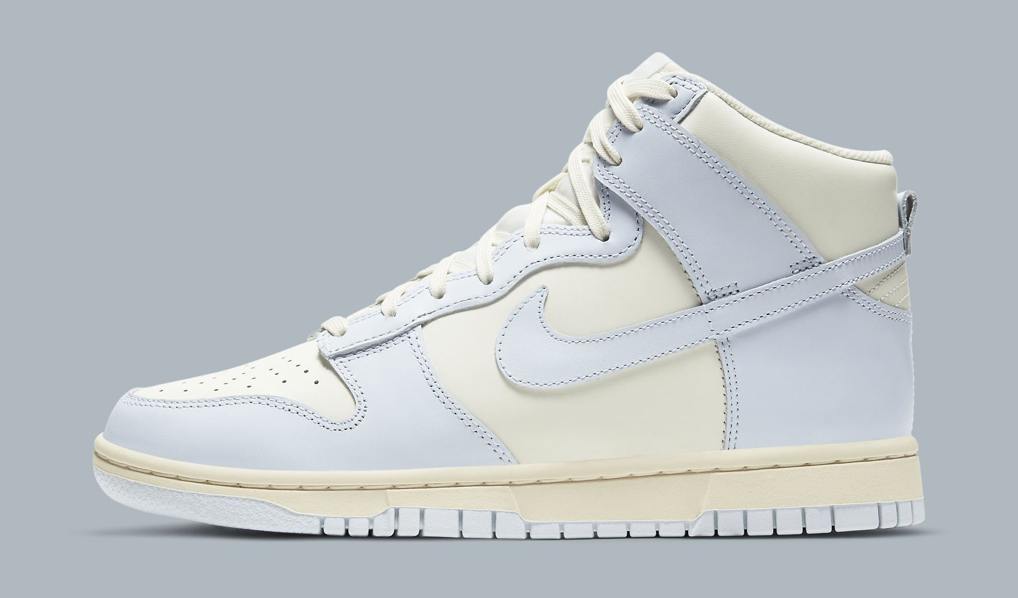 Nike Dunk High Women's 'Pale Ivory' DD1869-102 Lateral