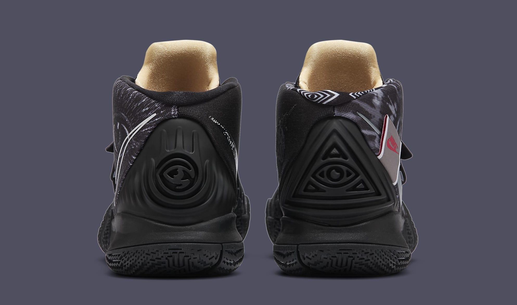 Nike Kyrie Hybrid S2 EP CT1971-001 Heel