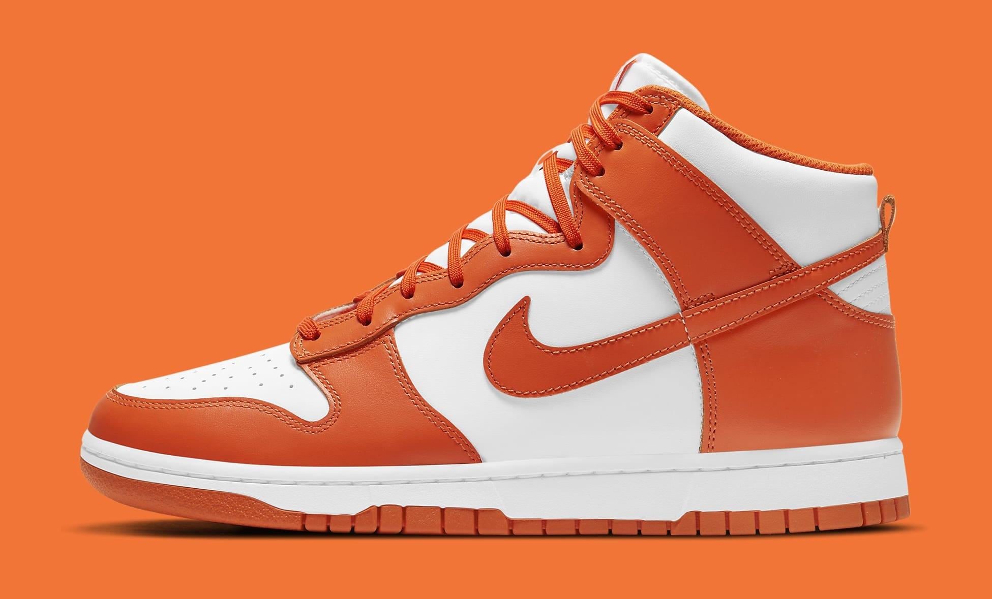 Nike Dunk High 'Syracuse' 2021 DD1399-101 Lateral