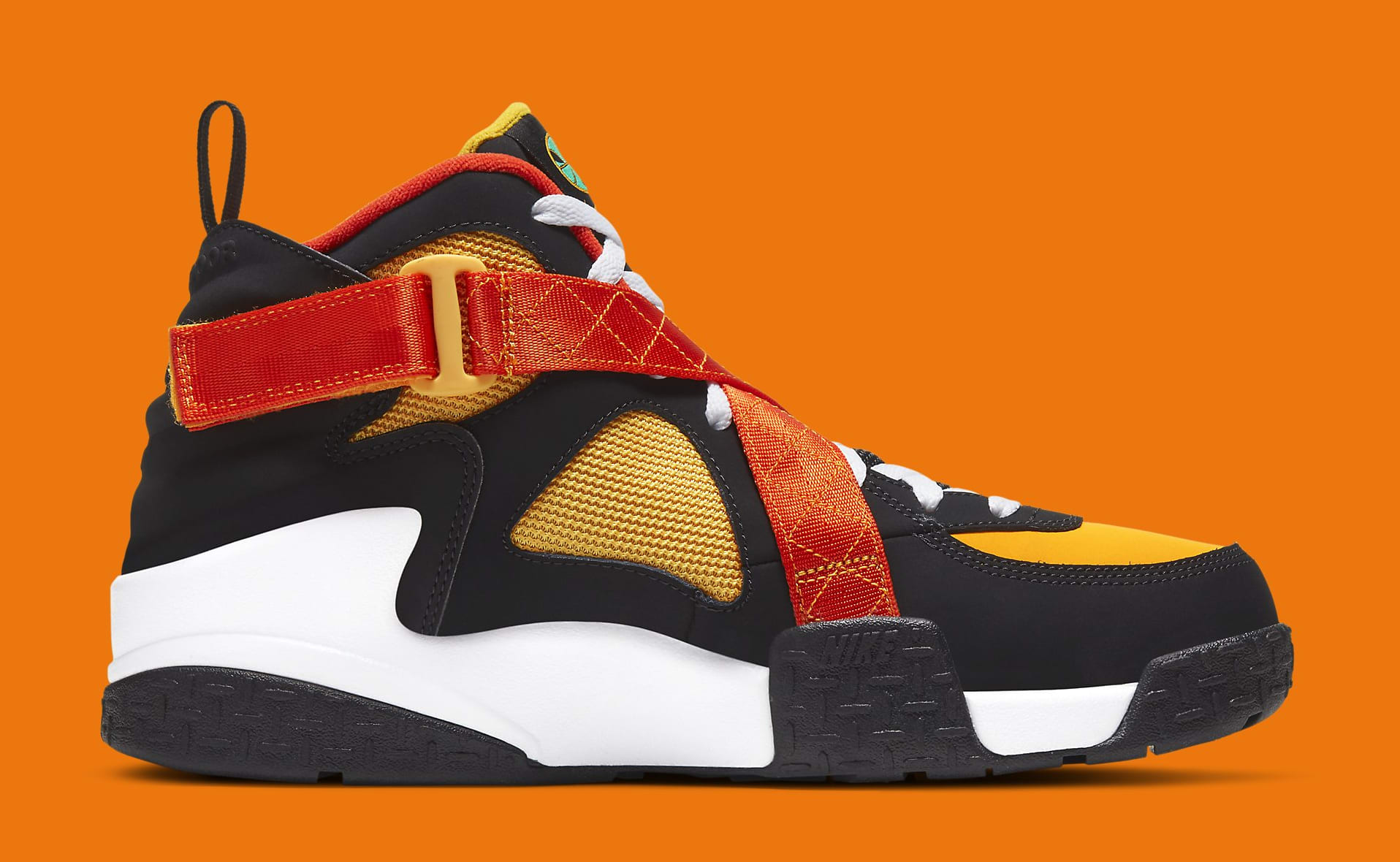 Nike Air Raid 'Rayguns' DD9222-001 Medial