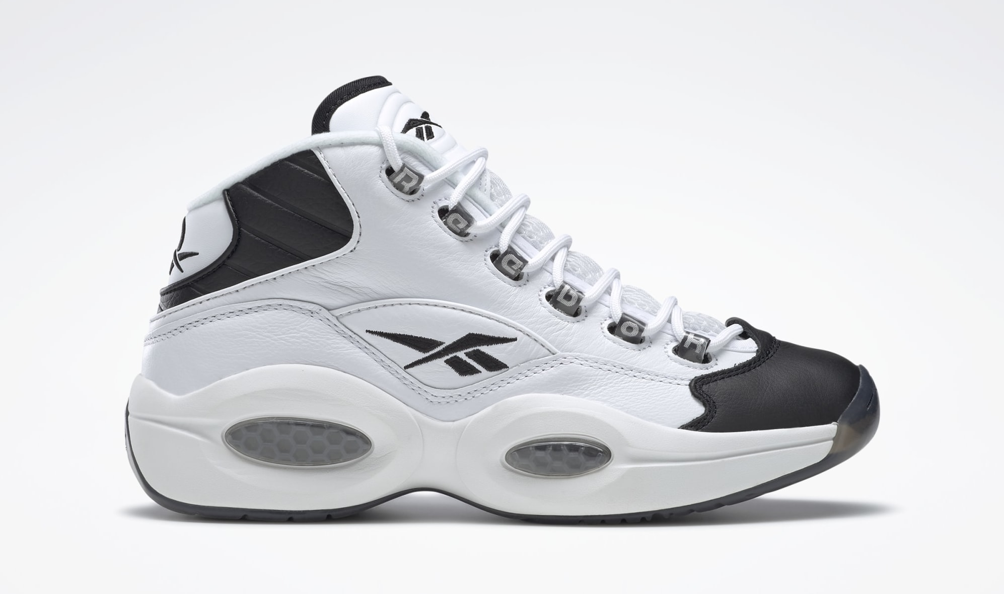 Reebok Question Mid 'Why Not Us?' GX5260 Lateral