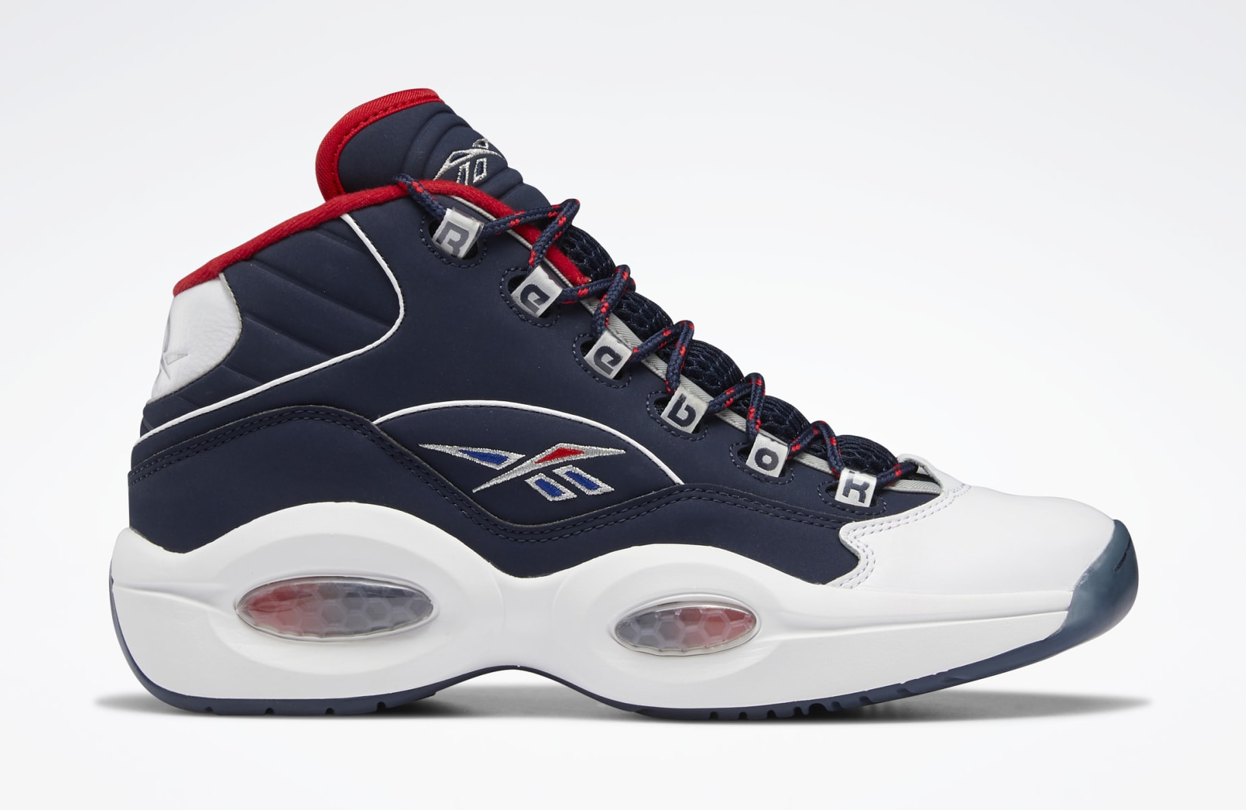 Reebok Question Mid 'Iverson Four' H01281 Medial