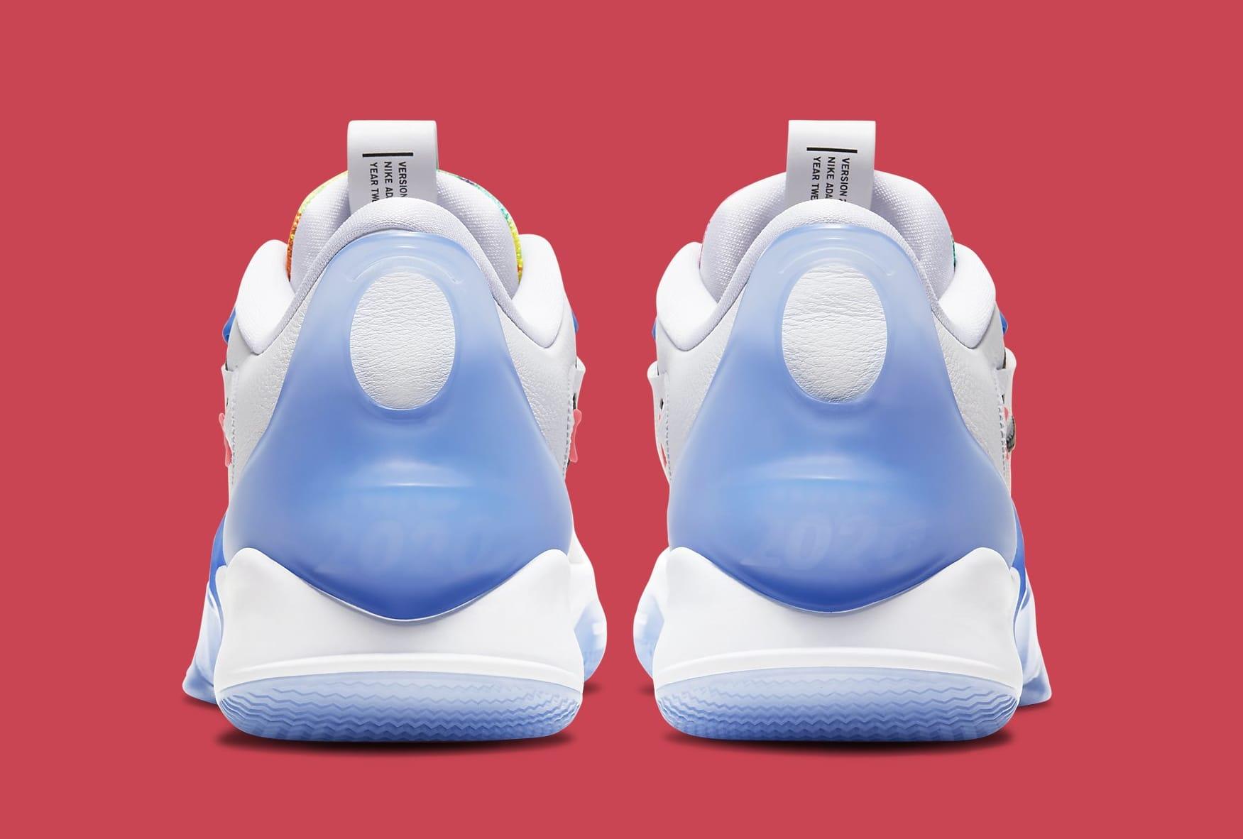 Nike Adapt BB 2.0 'Tie-Dye' BQ5397-100 Heel