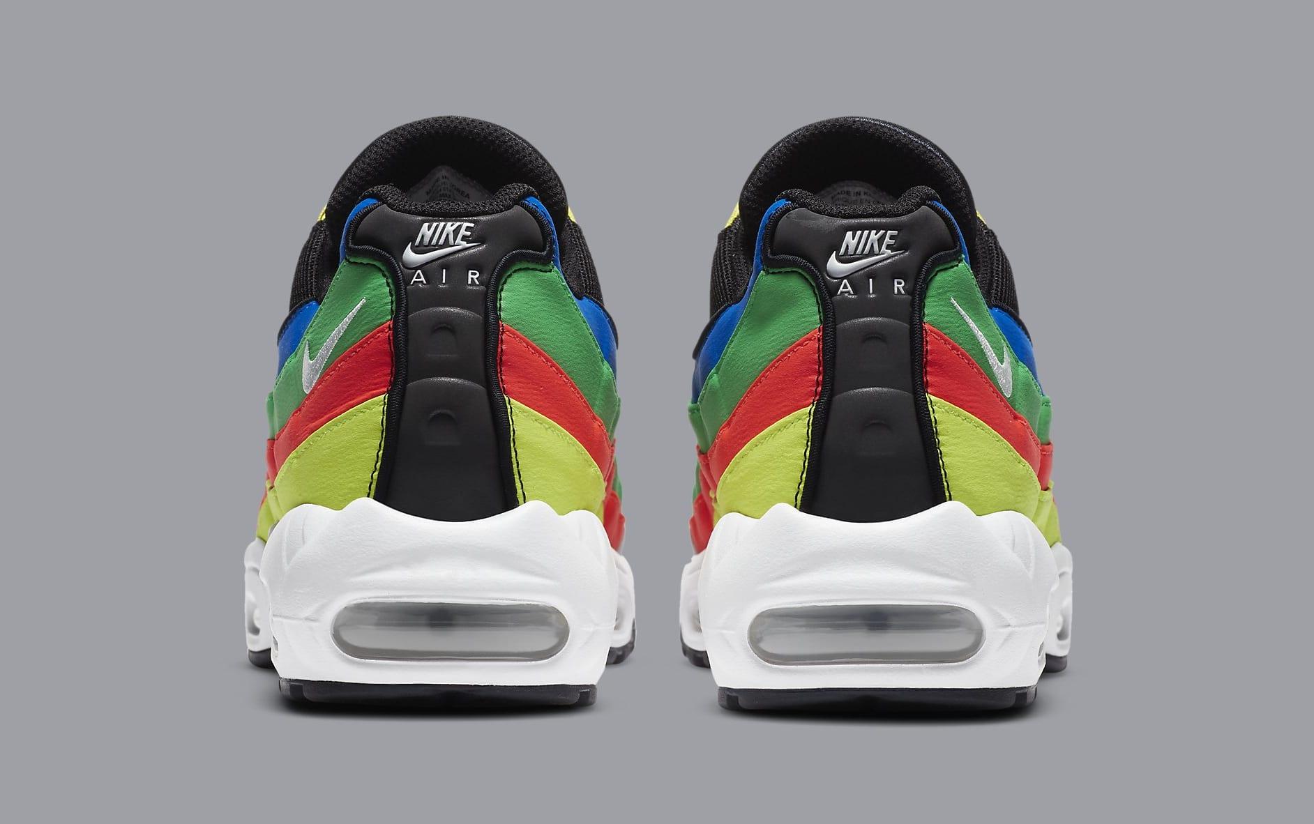 Nike Air Max 95 'Hidden Message' DA1344-014 Heel