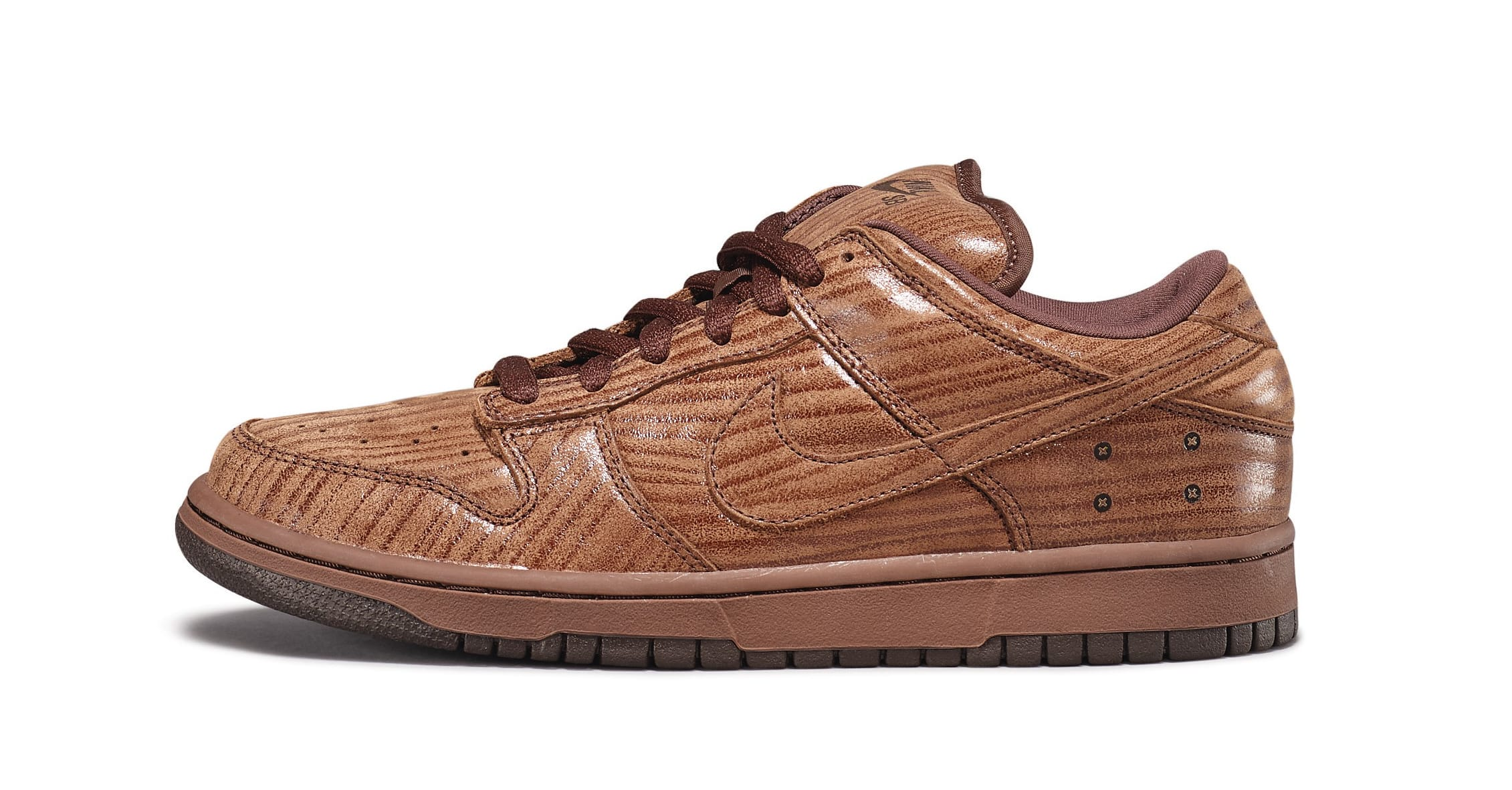 Michael Lau x Nike SB Dunk Low 'Gardener Wood'
